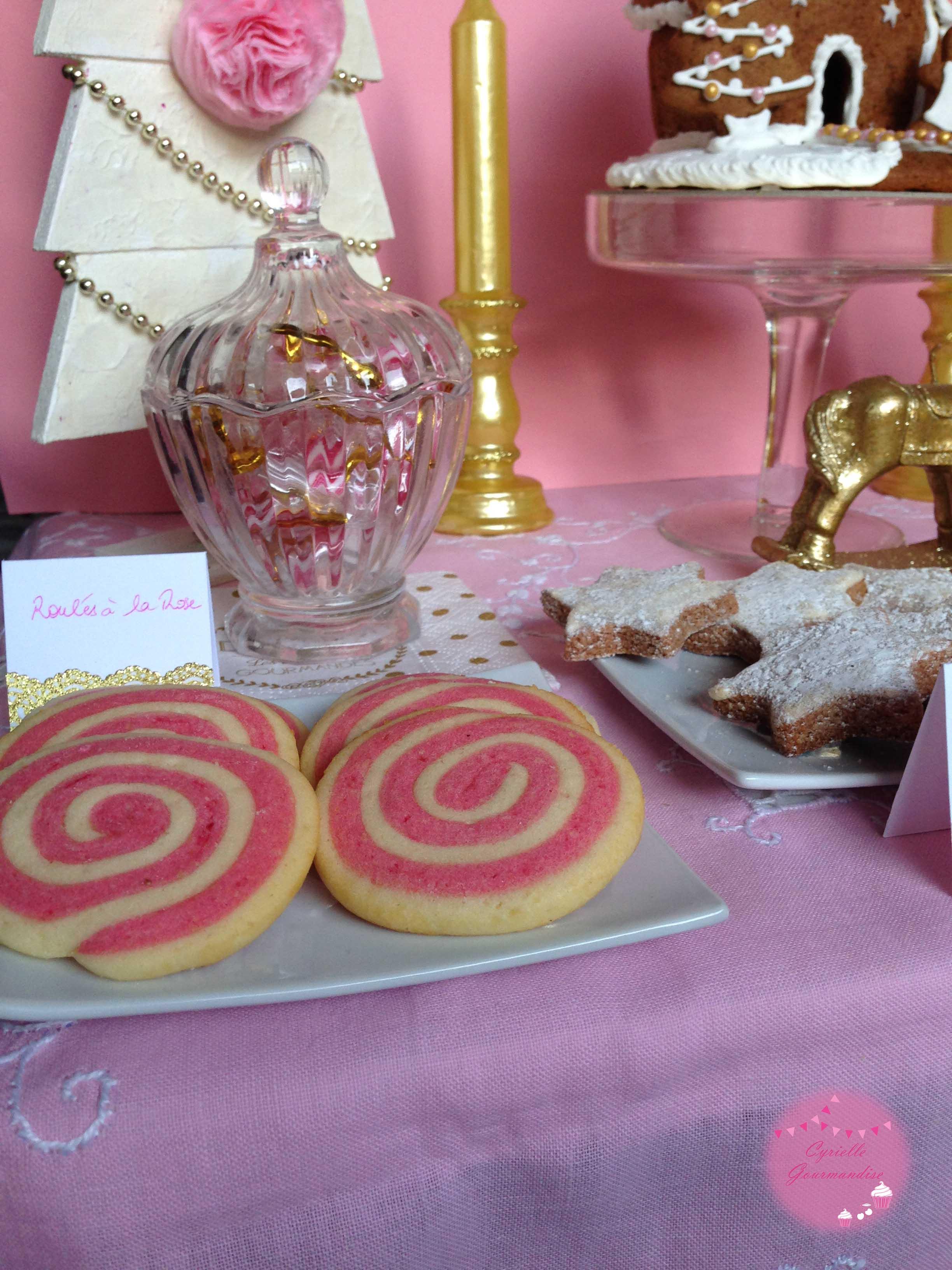 sweet table noel 4