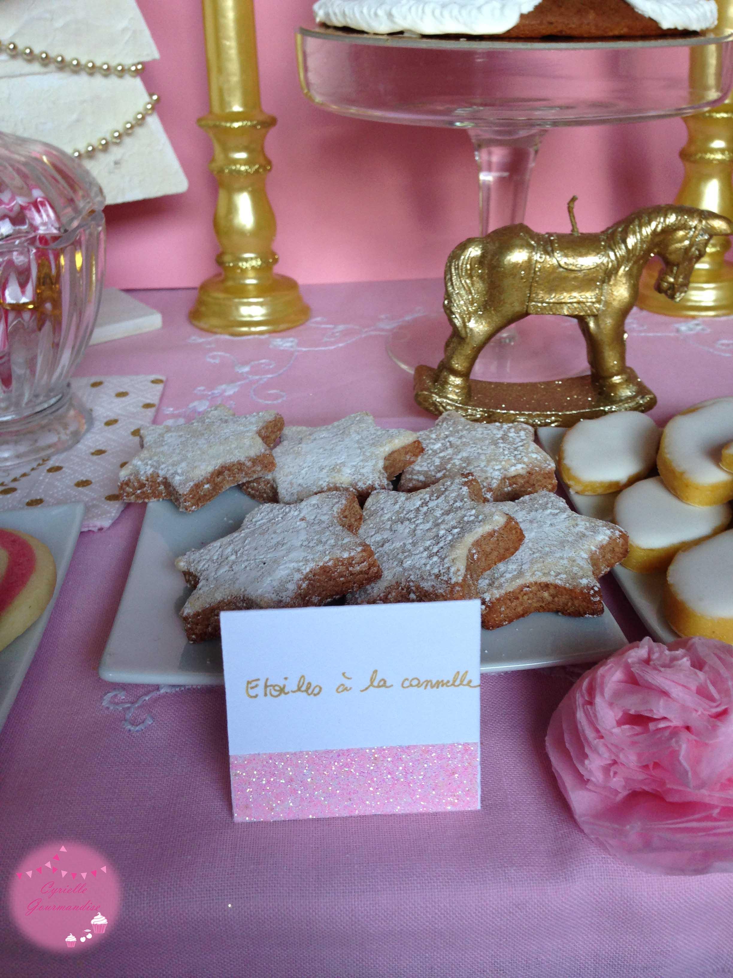 sweet table noel 5