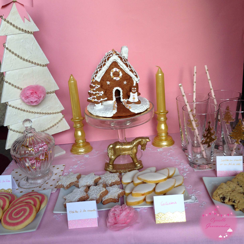 sweet table noel 8