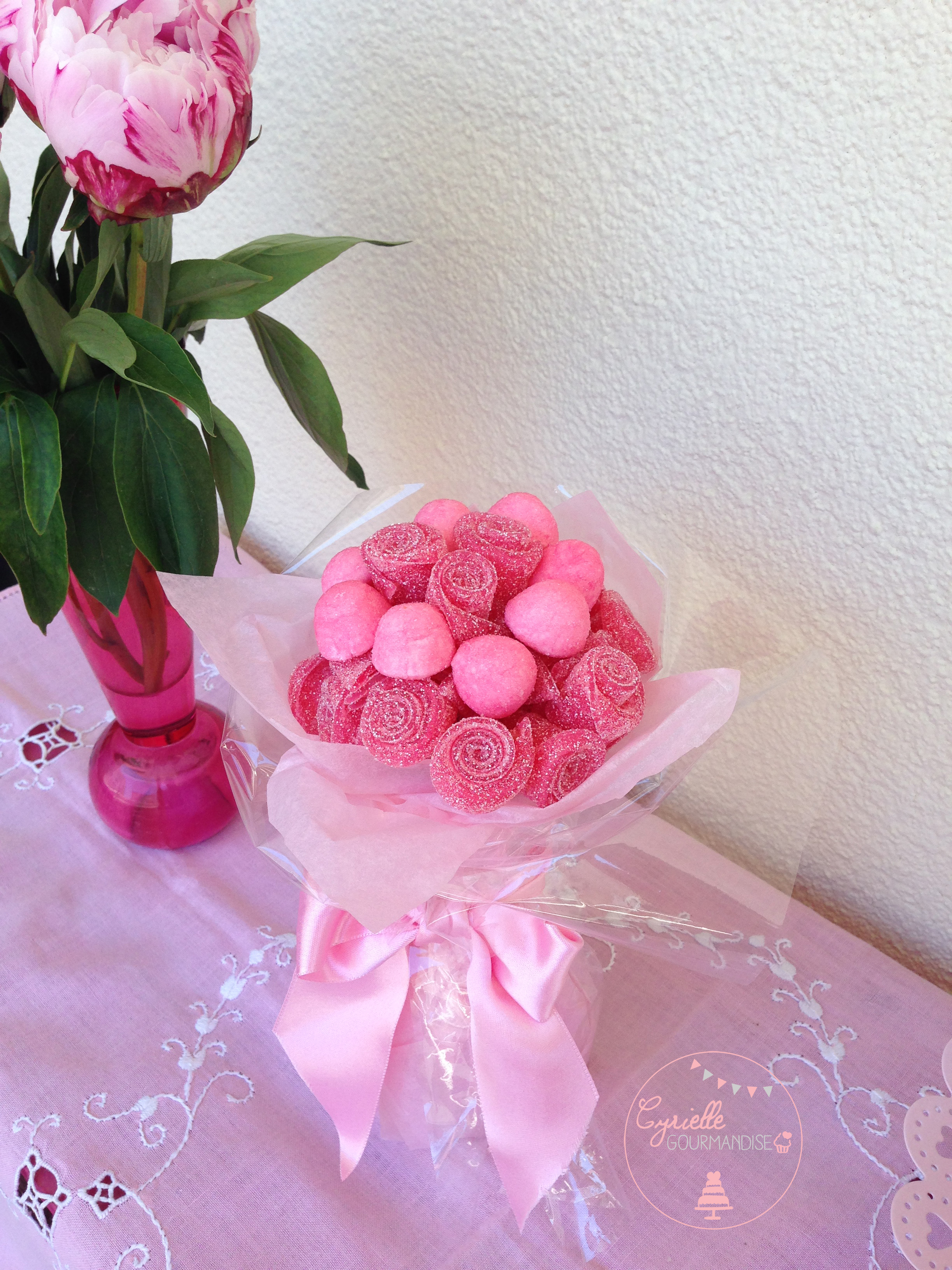 Bouquet bonbon 2