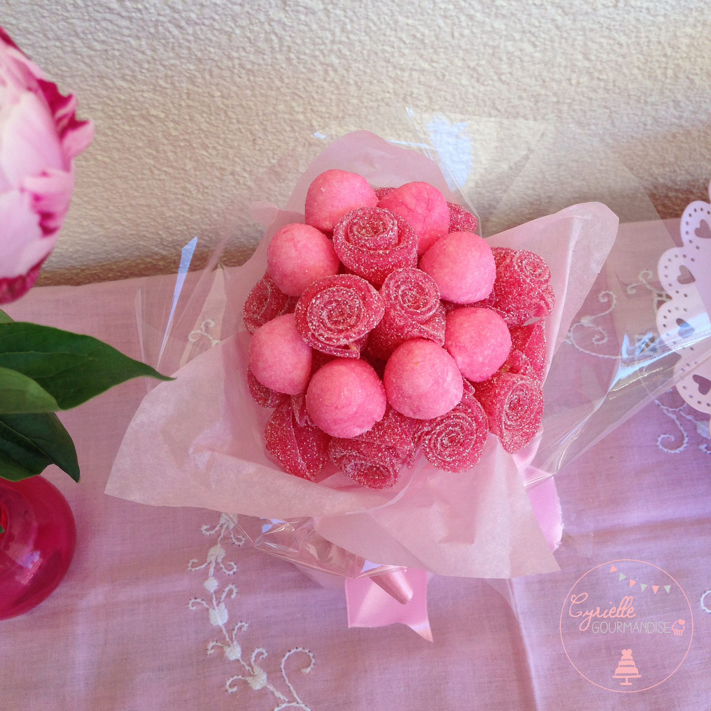 Bouquet bonbon 3
