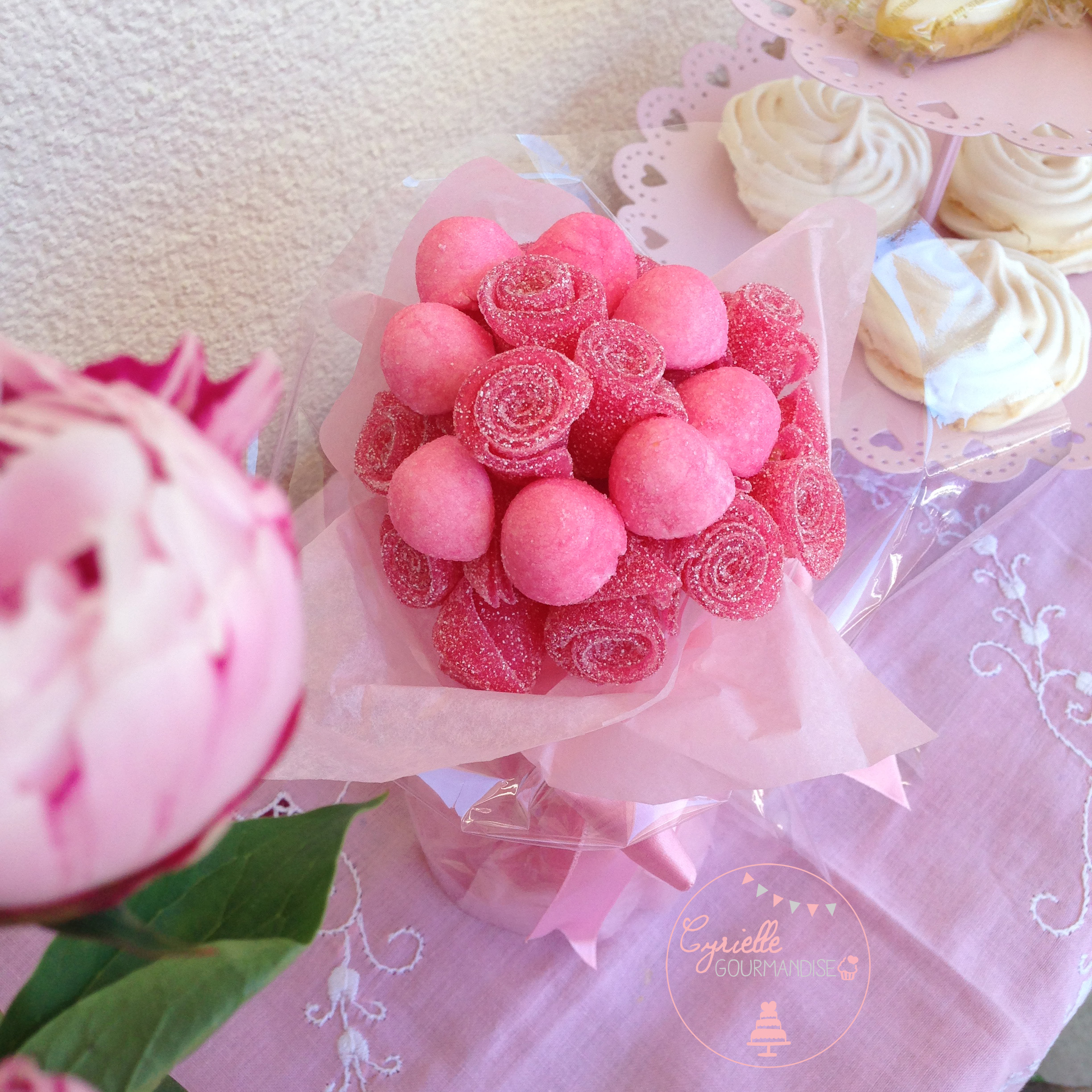 Bouquet bonbon 5