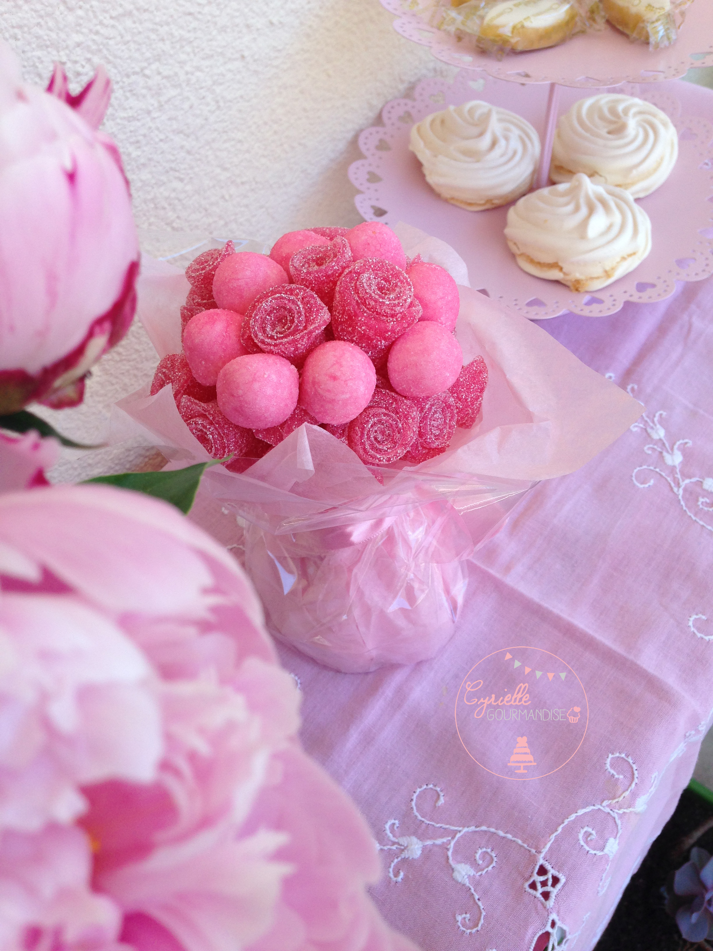 Bouquet bonbon
