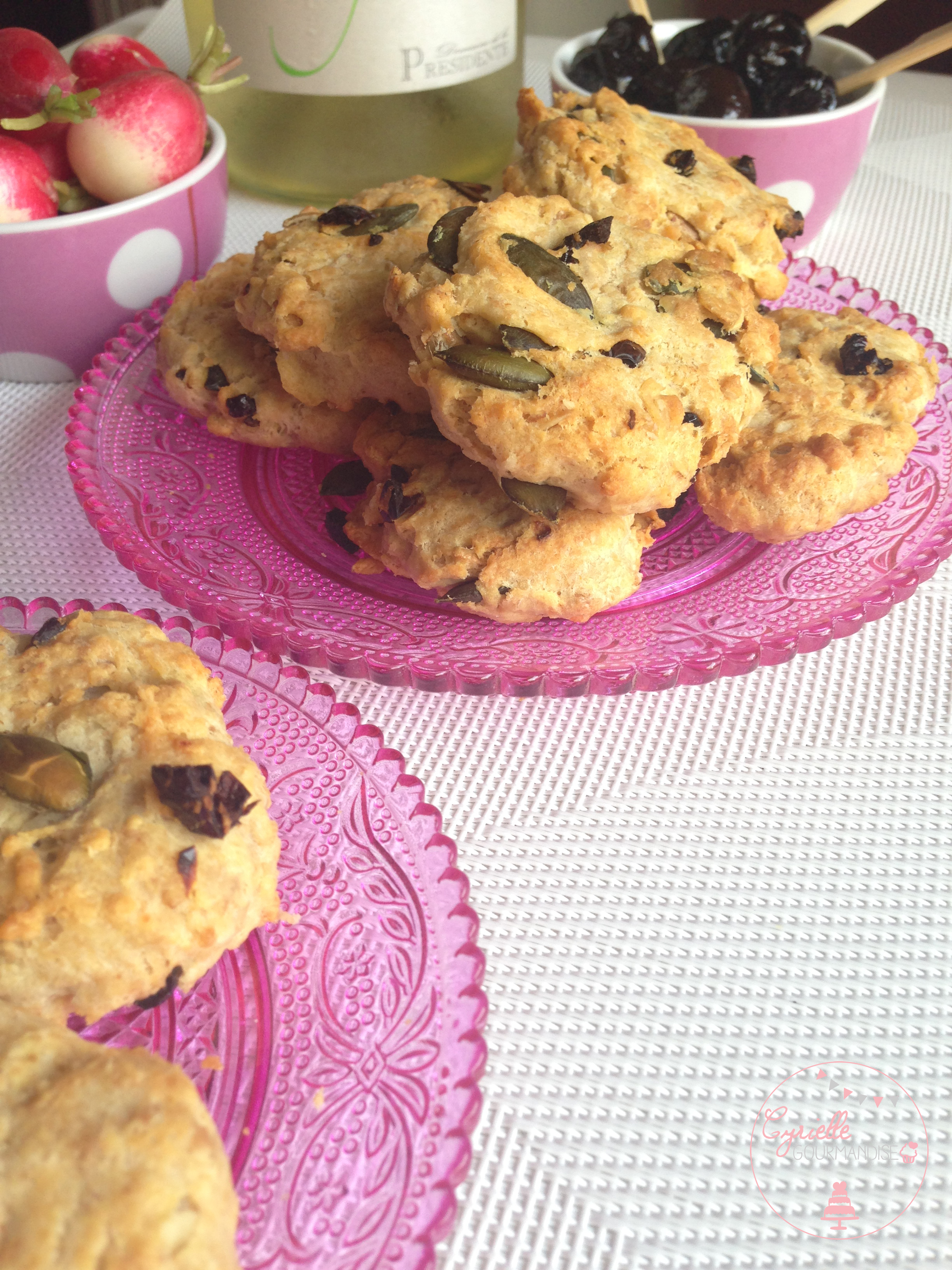 cookies graines de courge 3