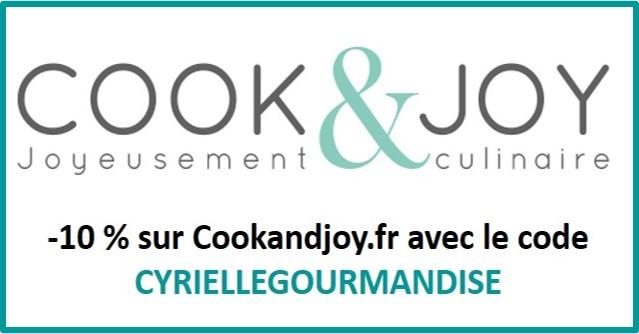 Code Cyrielle Gourmandise