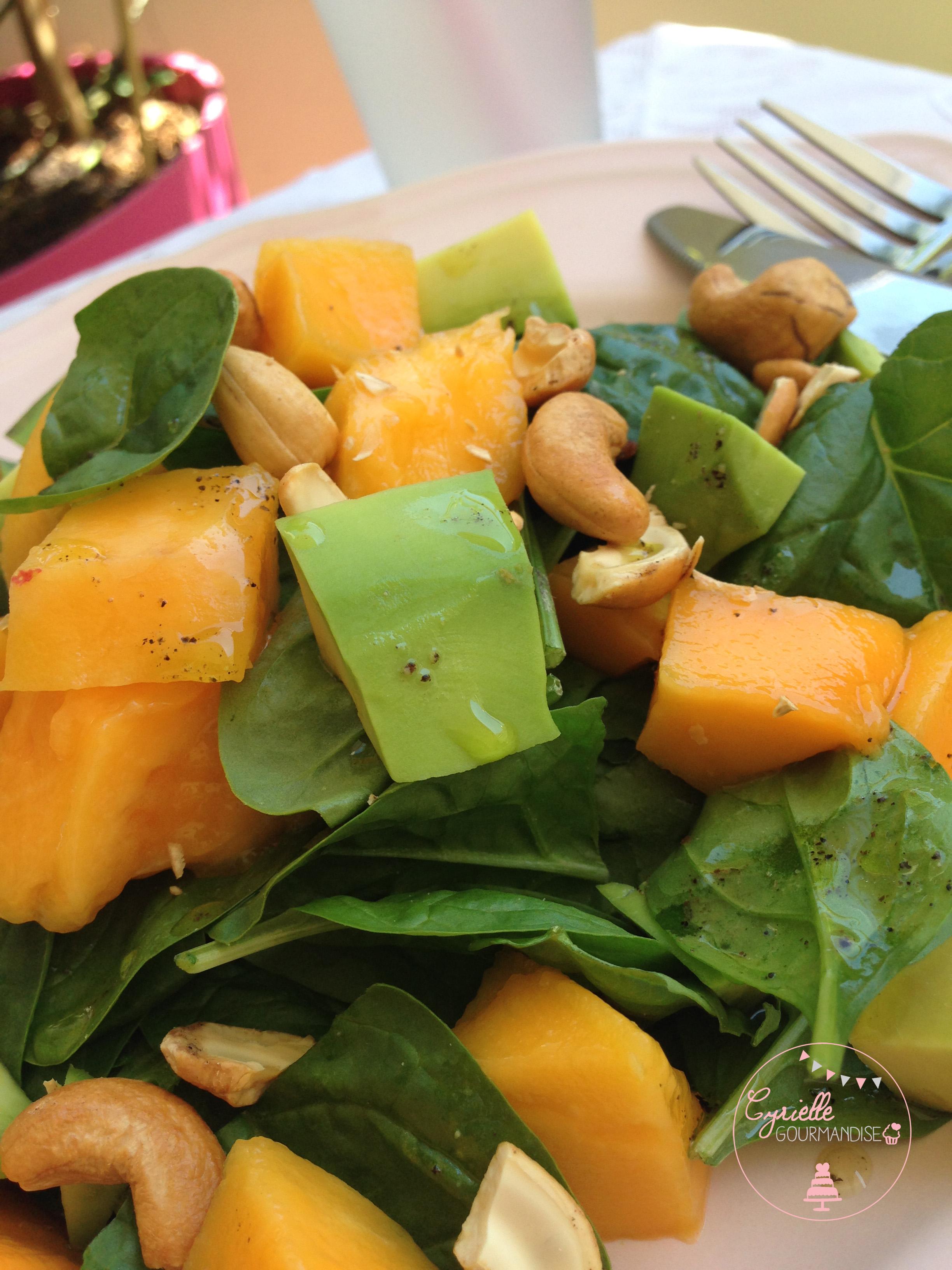 Salade vietnam 4