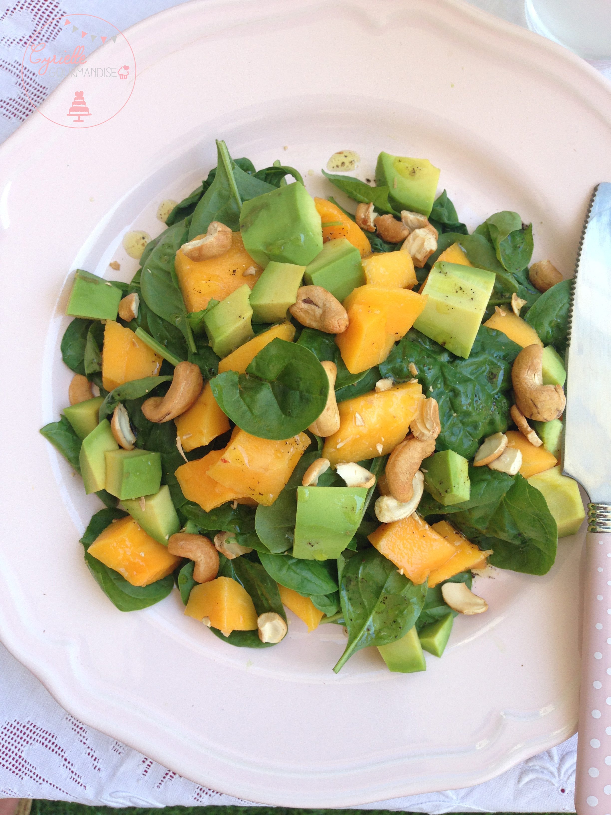 Salade vietnam 5