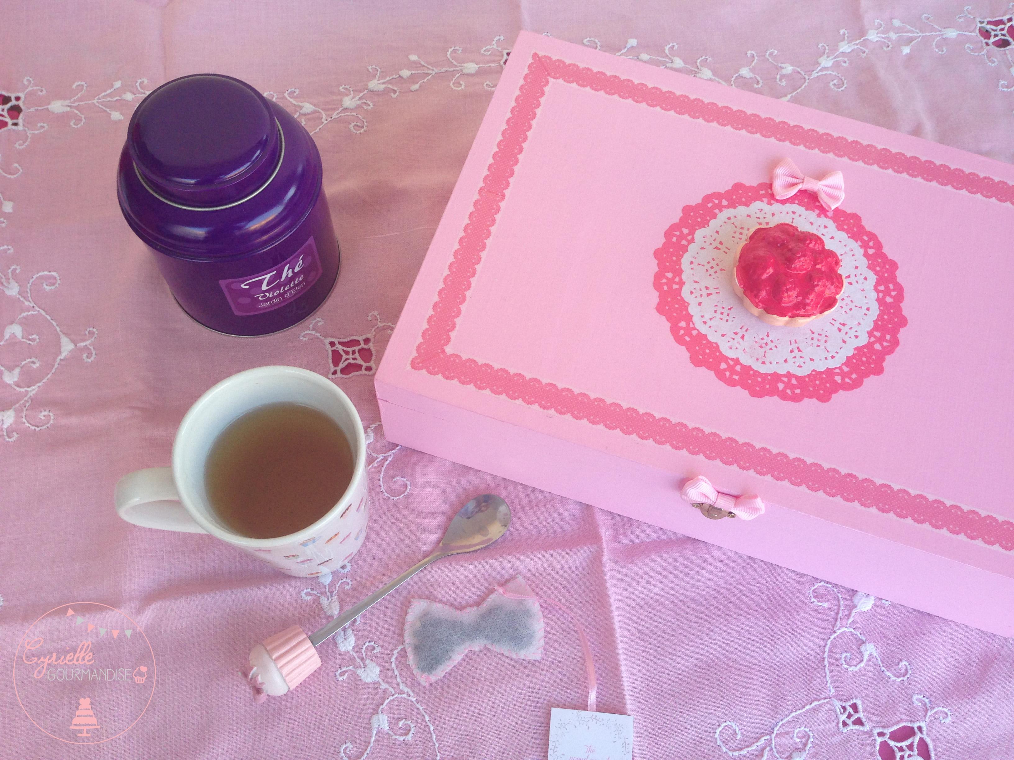 Boîte thé 7