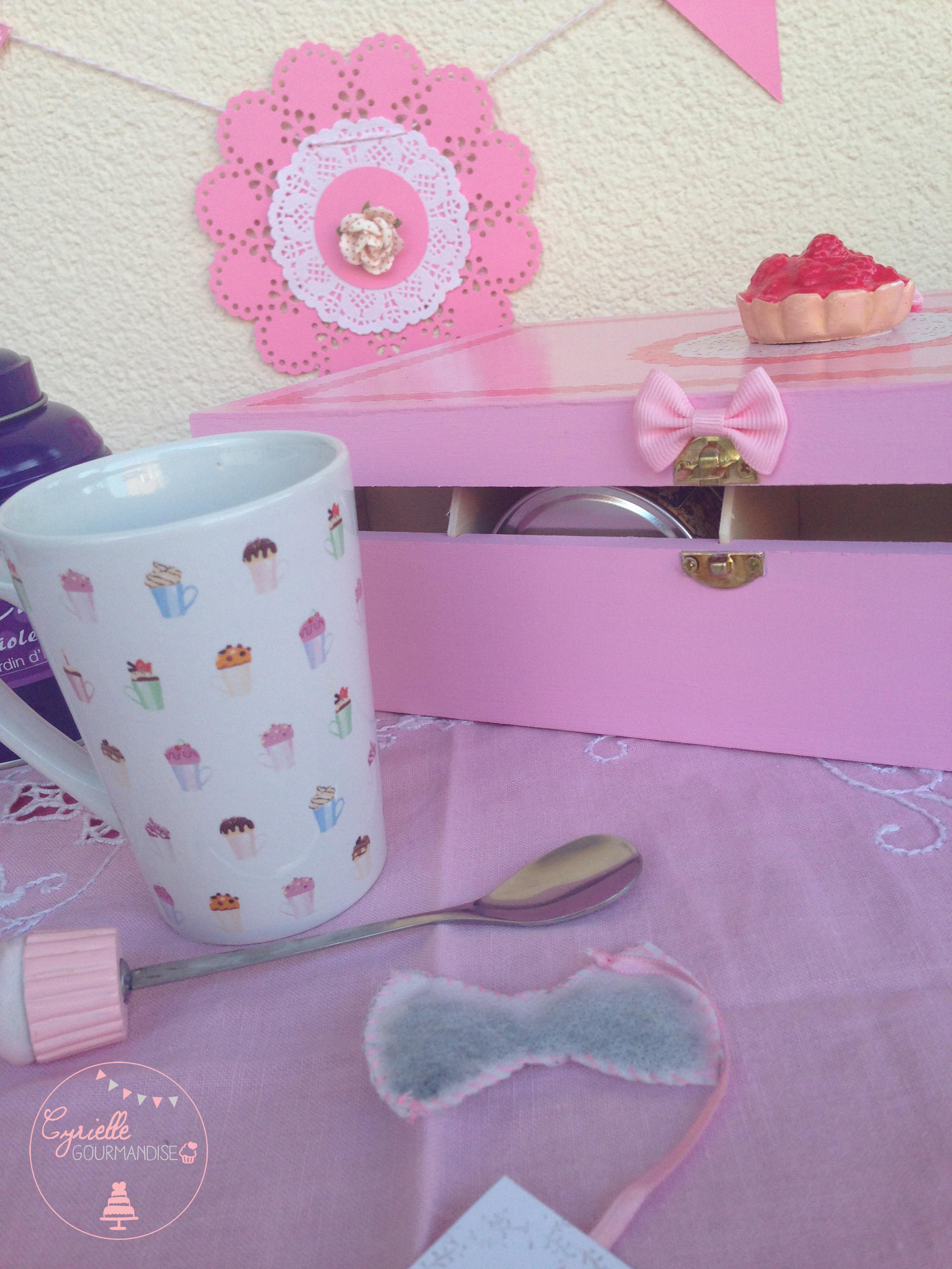Boîte thé 8