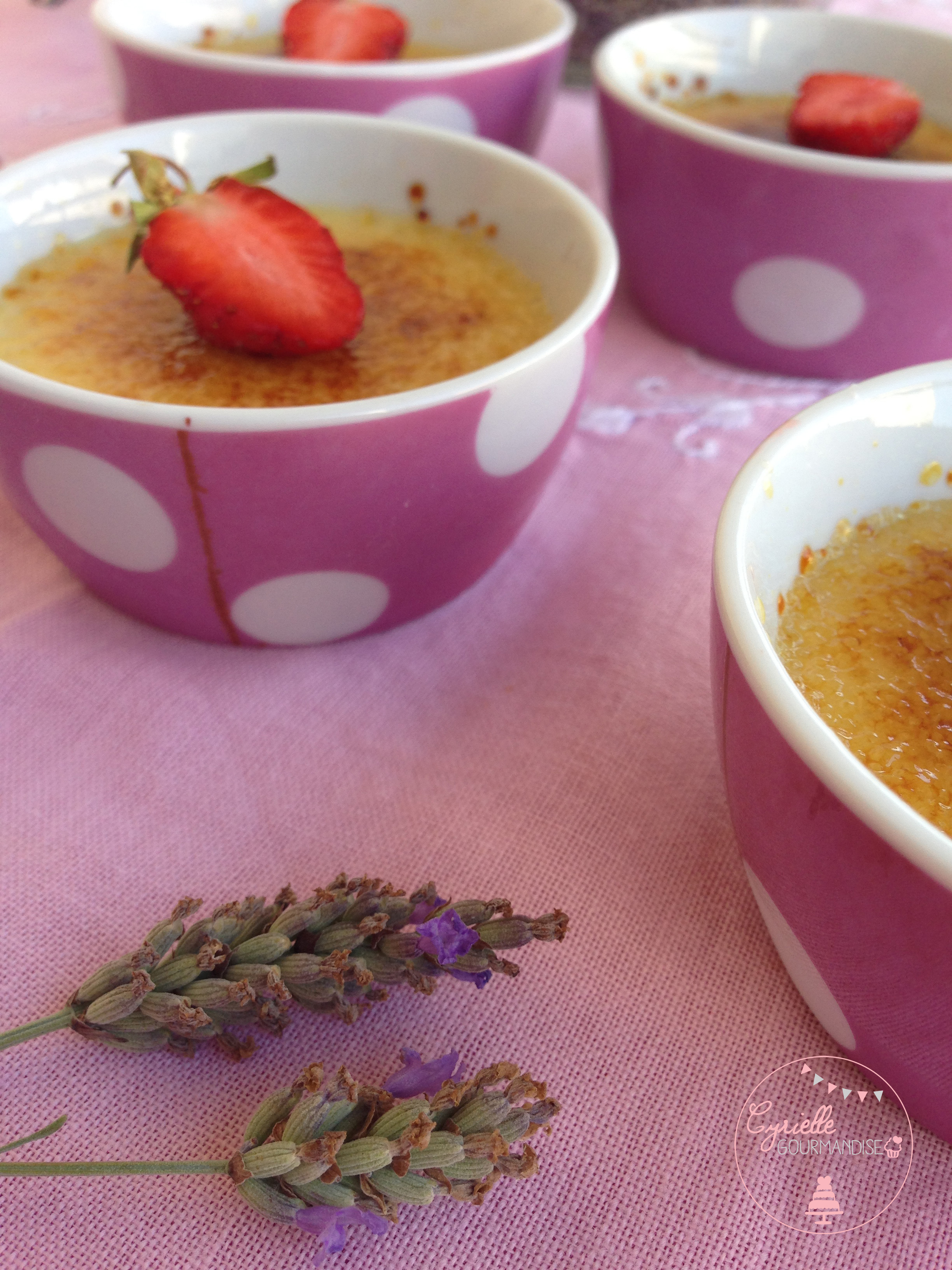 crème brulée 1