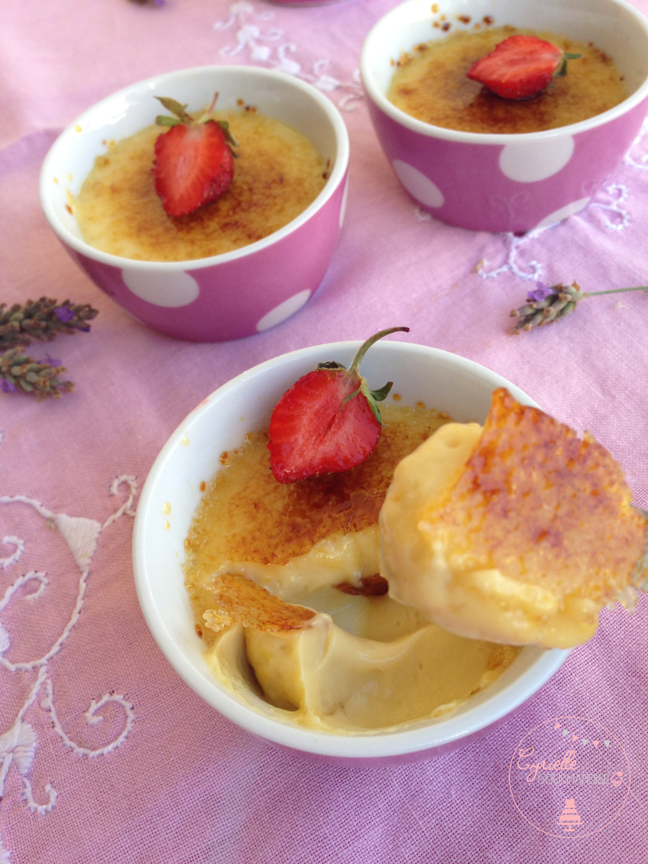 crème brulée 3