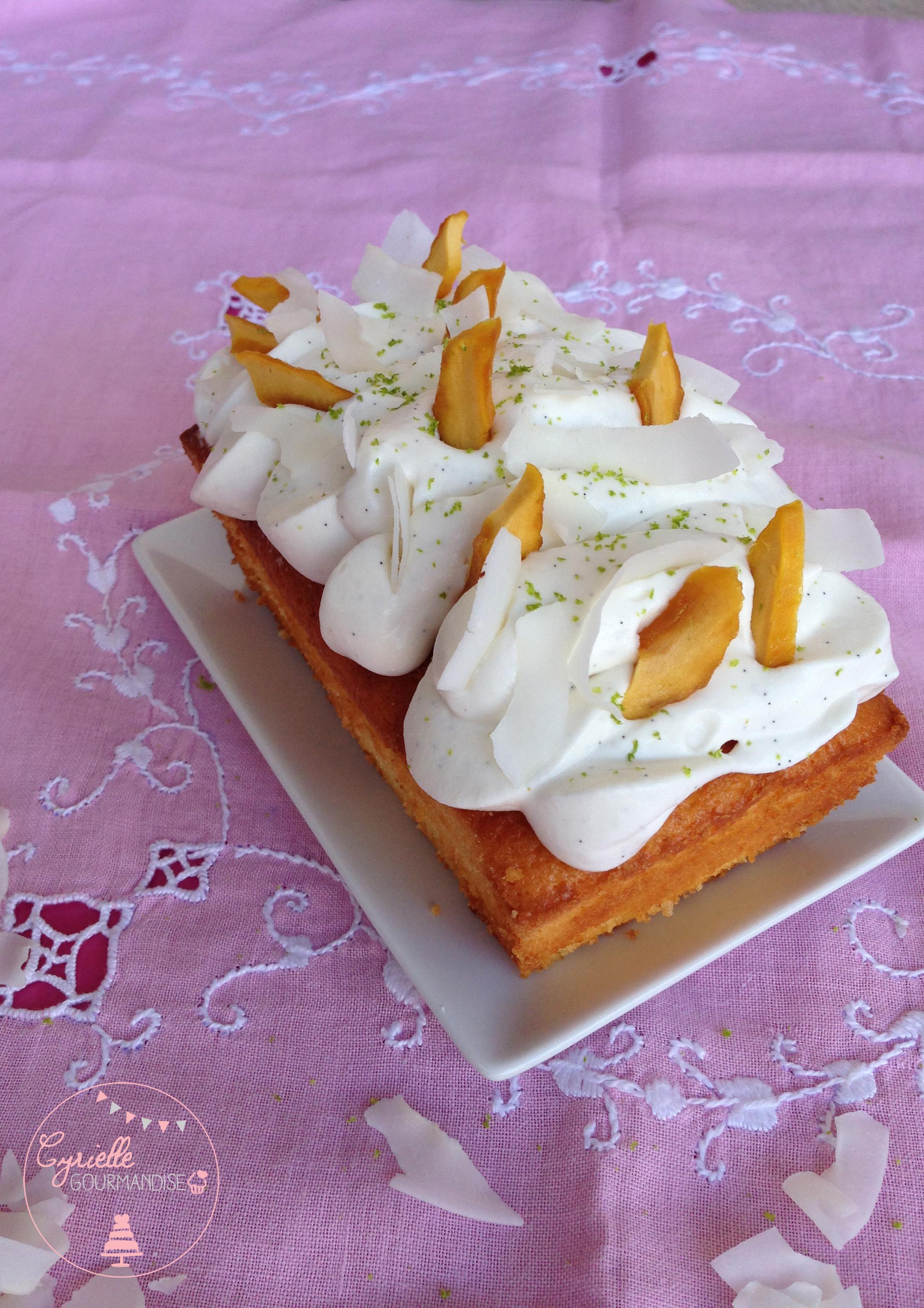 Cake créole 3