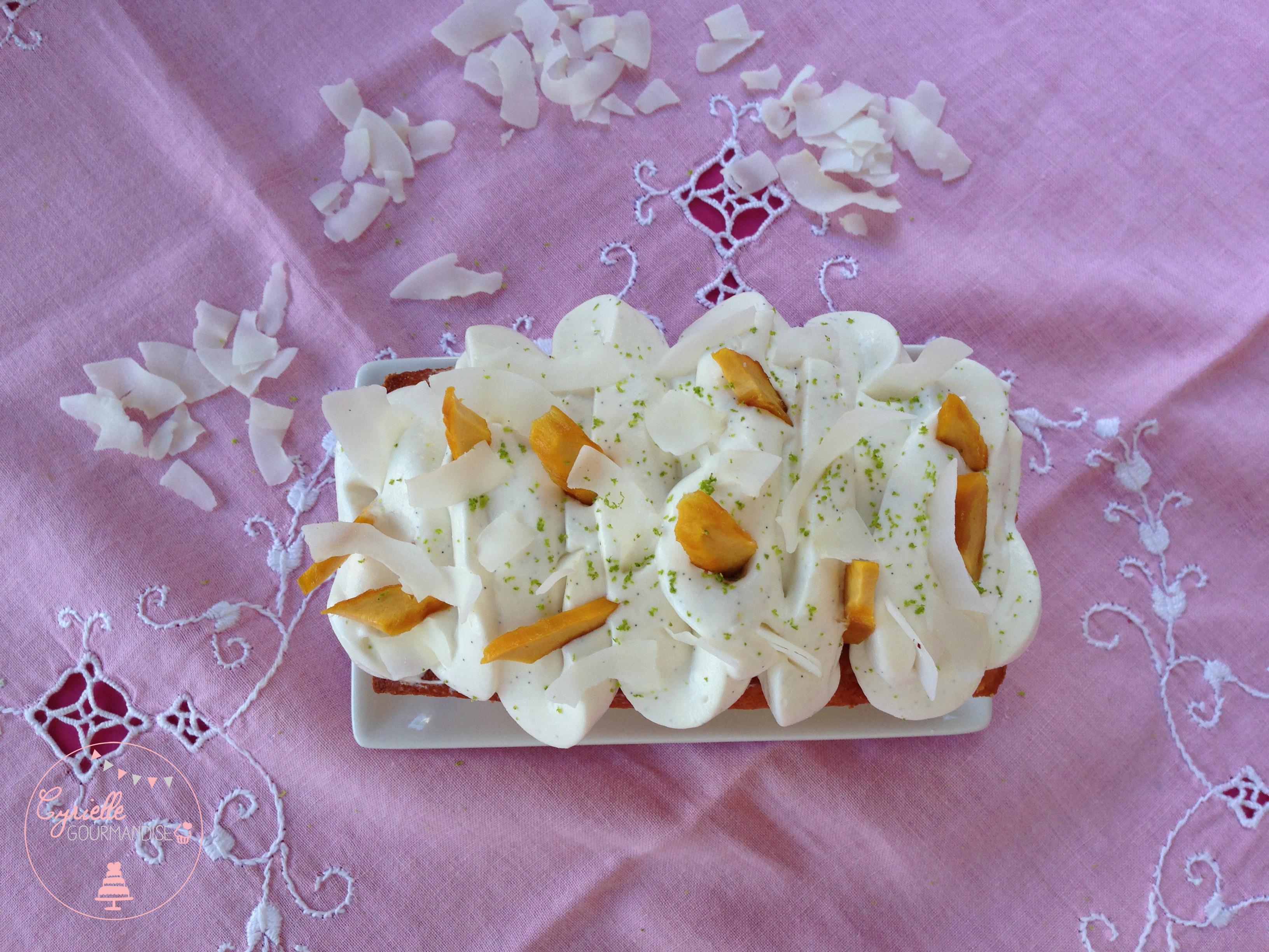 Cake créole 6