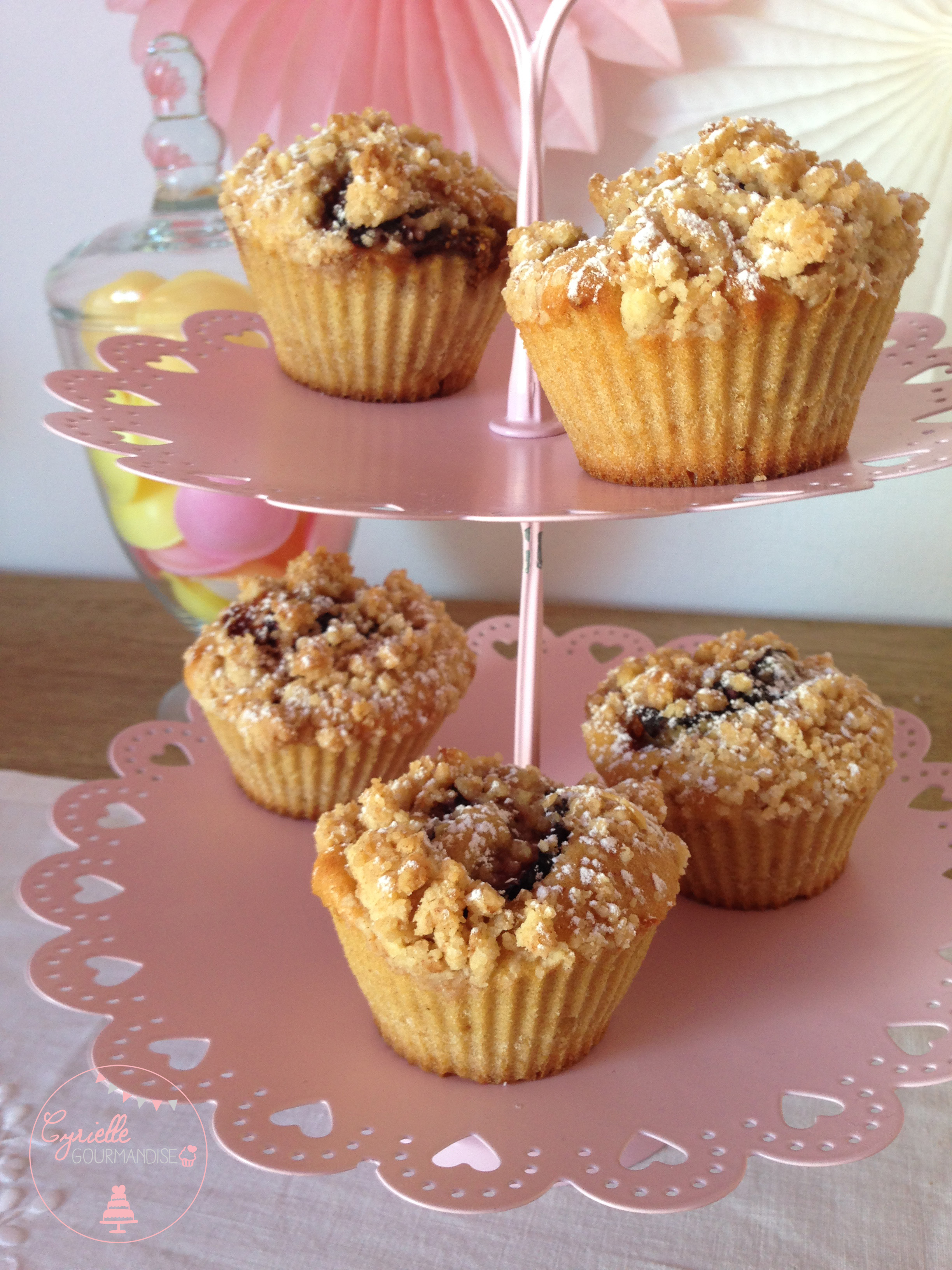 Muffins figues cannelle 2