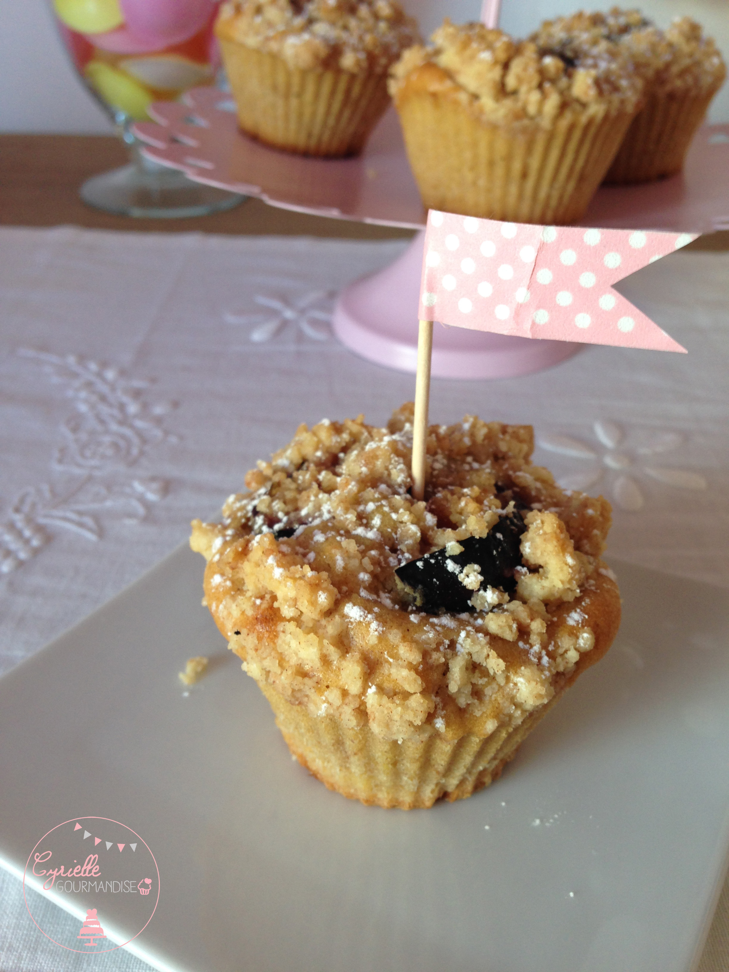 Muffins figues cannelle 3