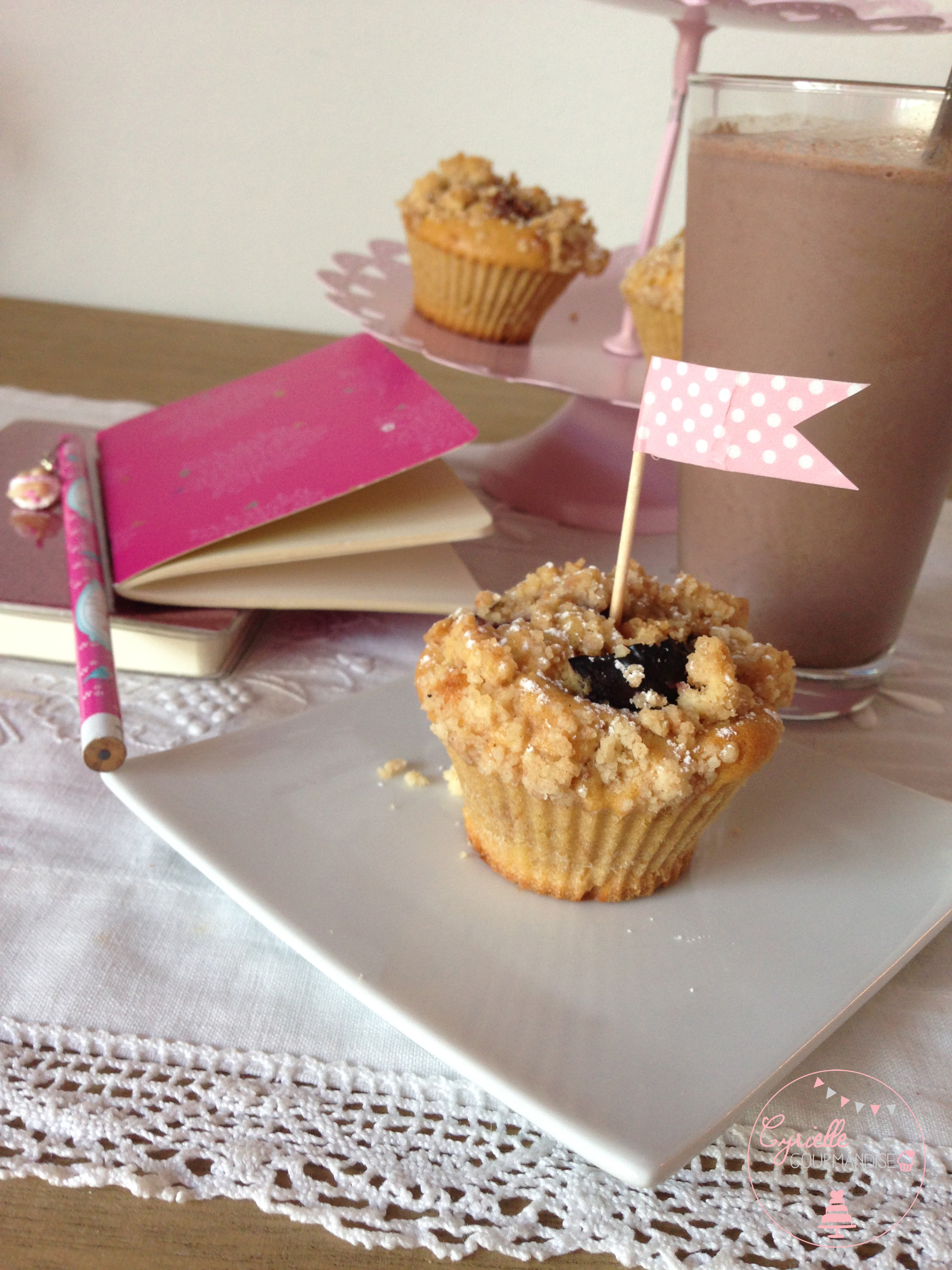 Muffins figues cannelle 4