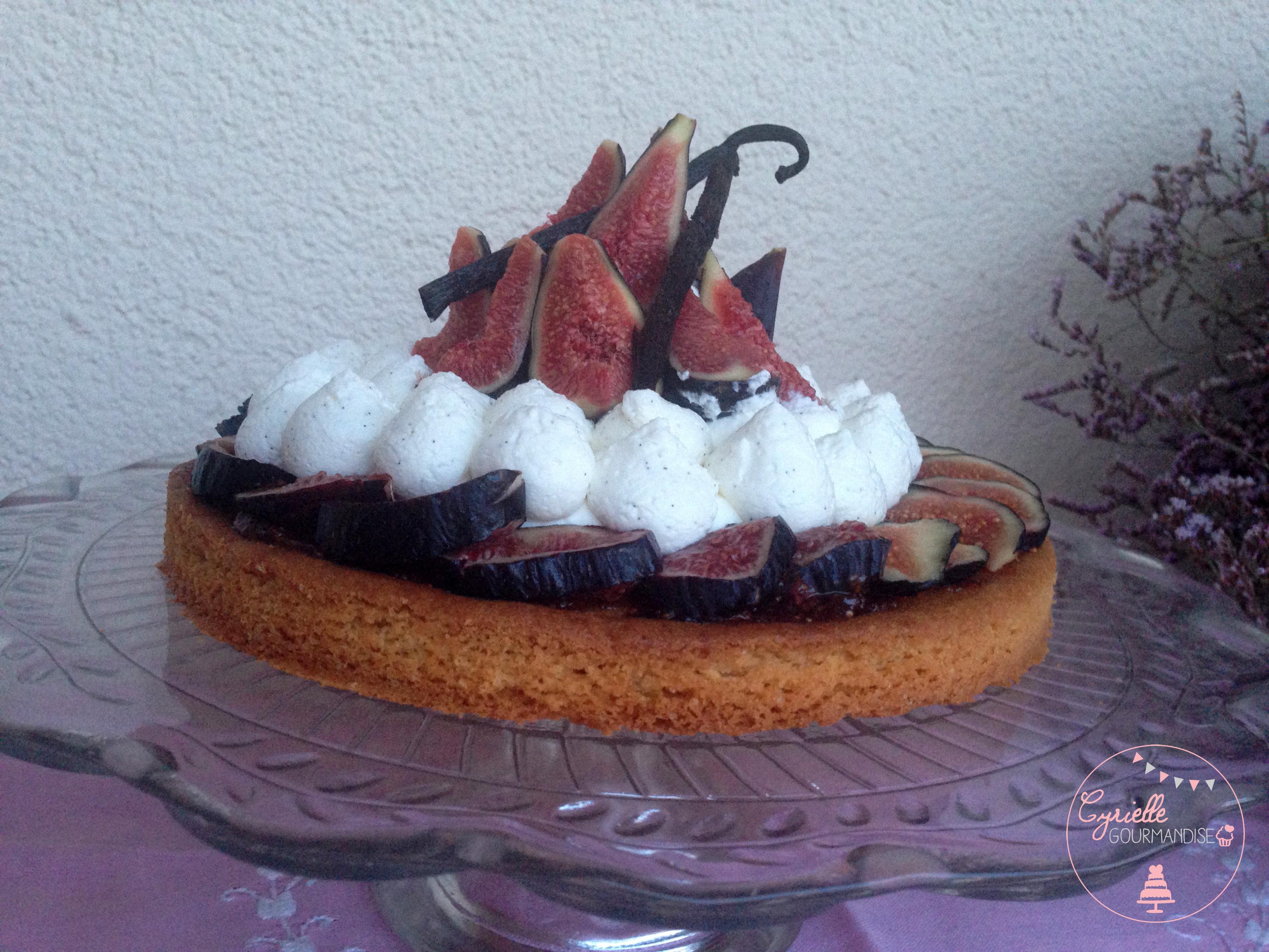 Sablé breton figues vanille 5