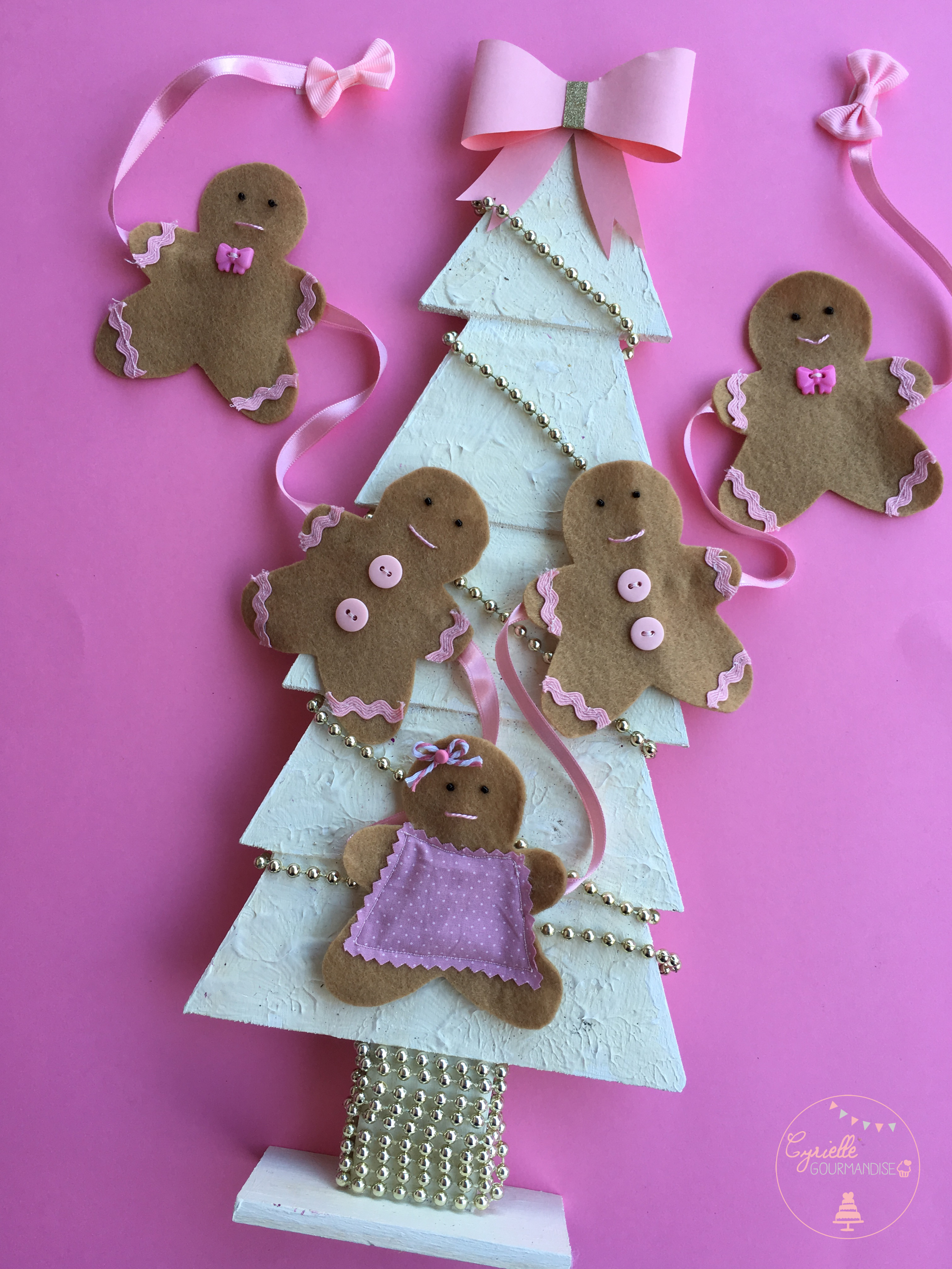Guirlande Gingerbread