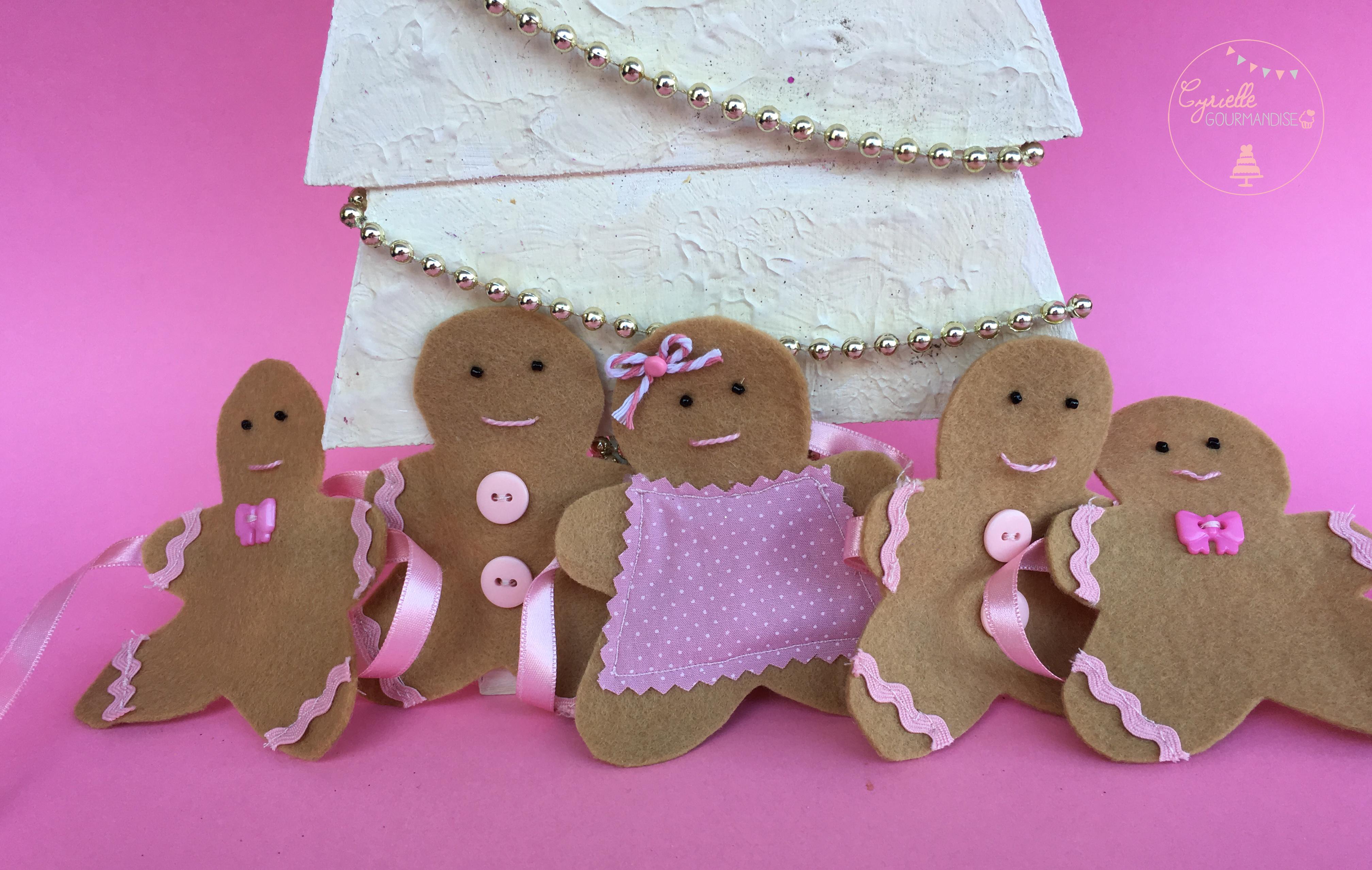Guirlande Gingerbread 2