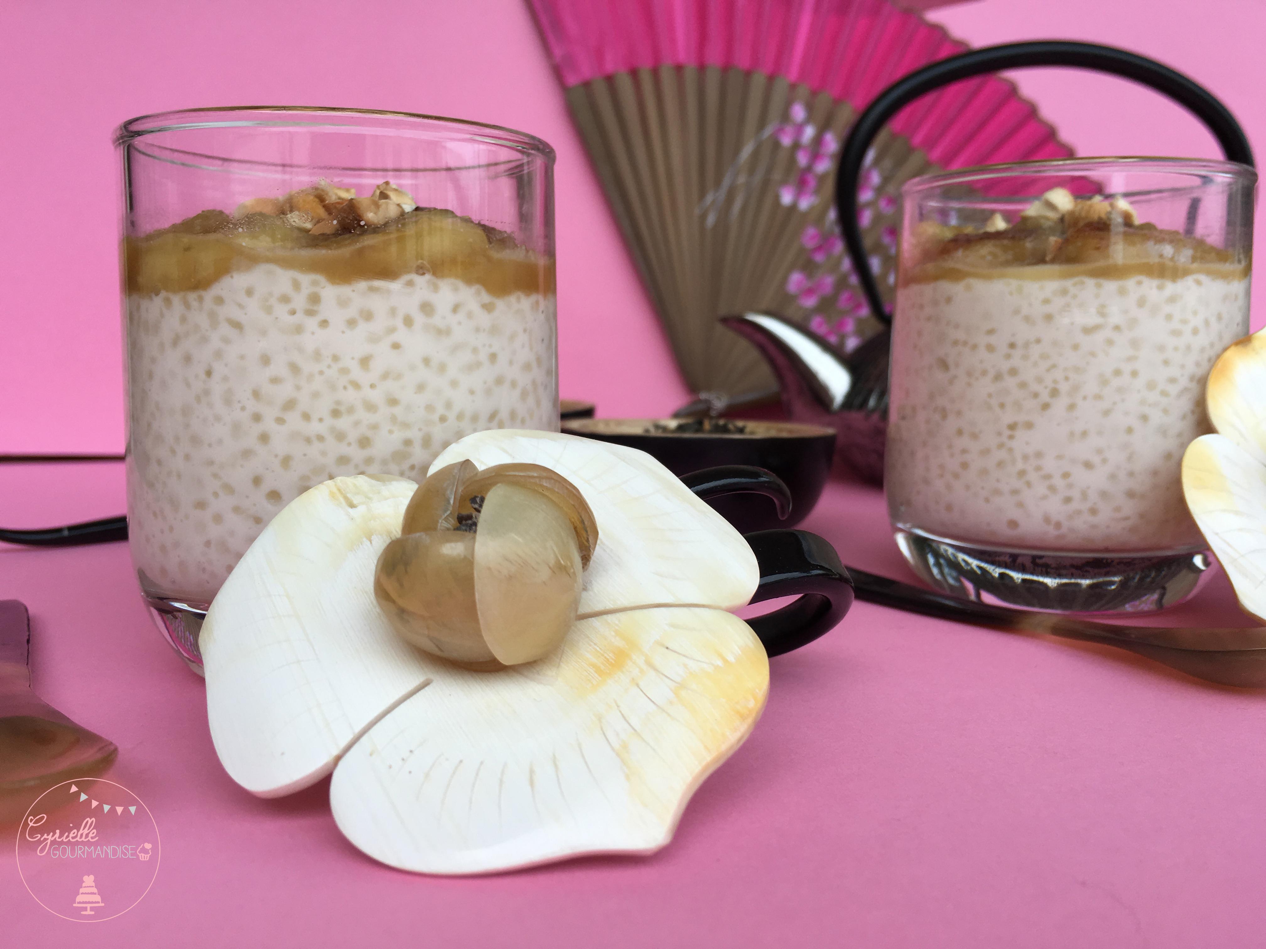 Perles du Japon Coco Banane 5