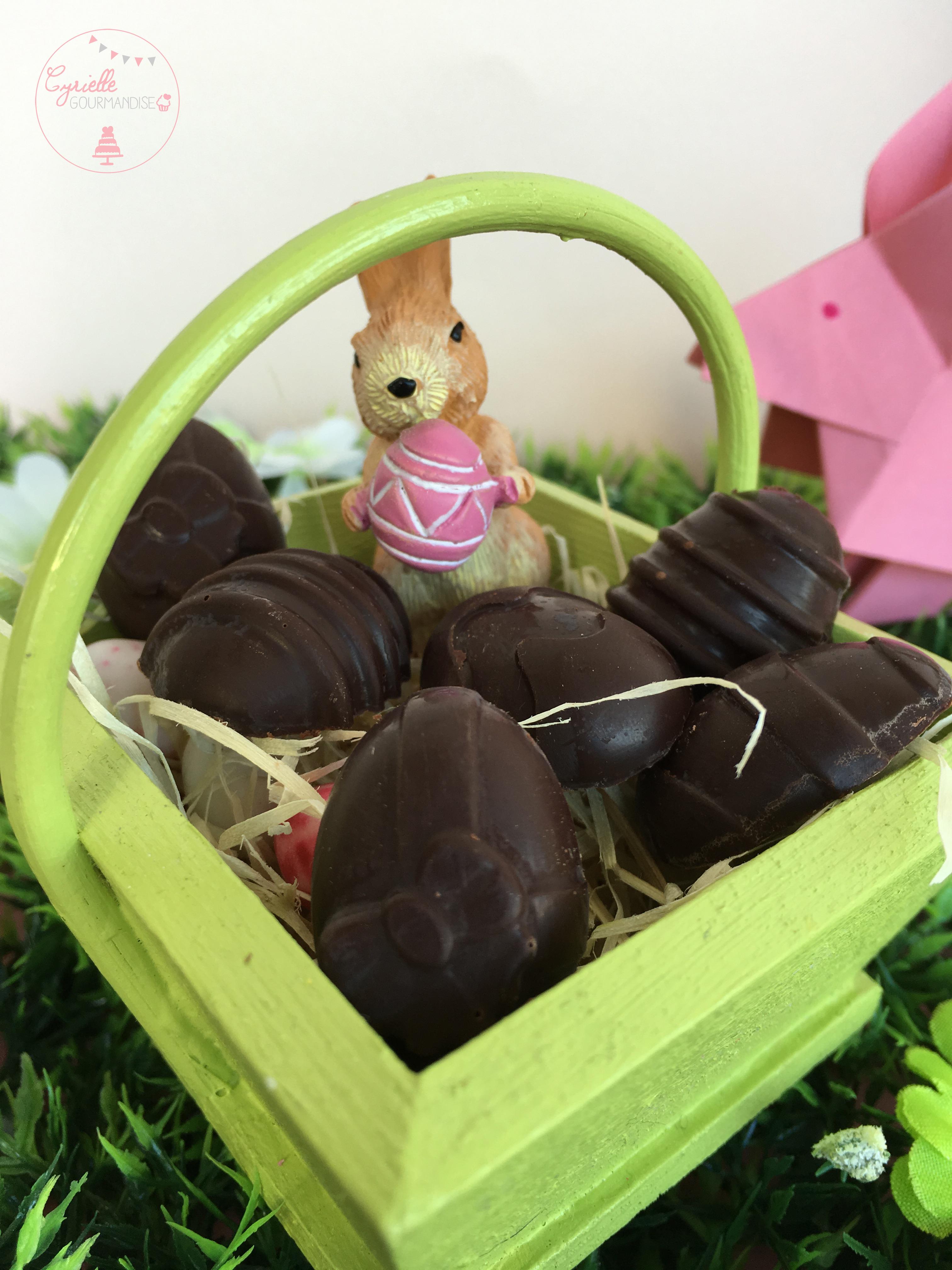 chocolats caramel