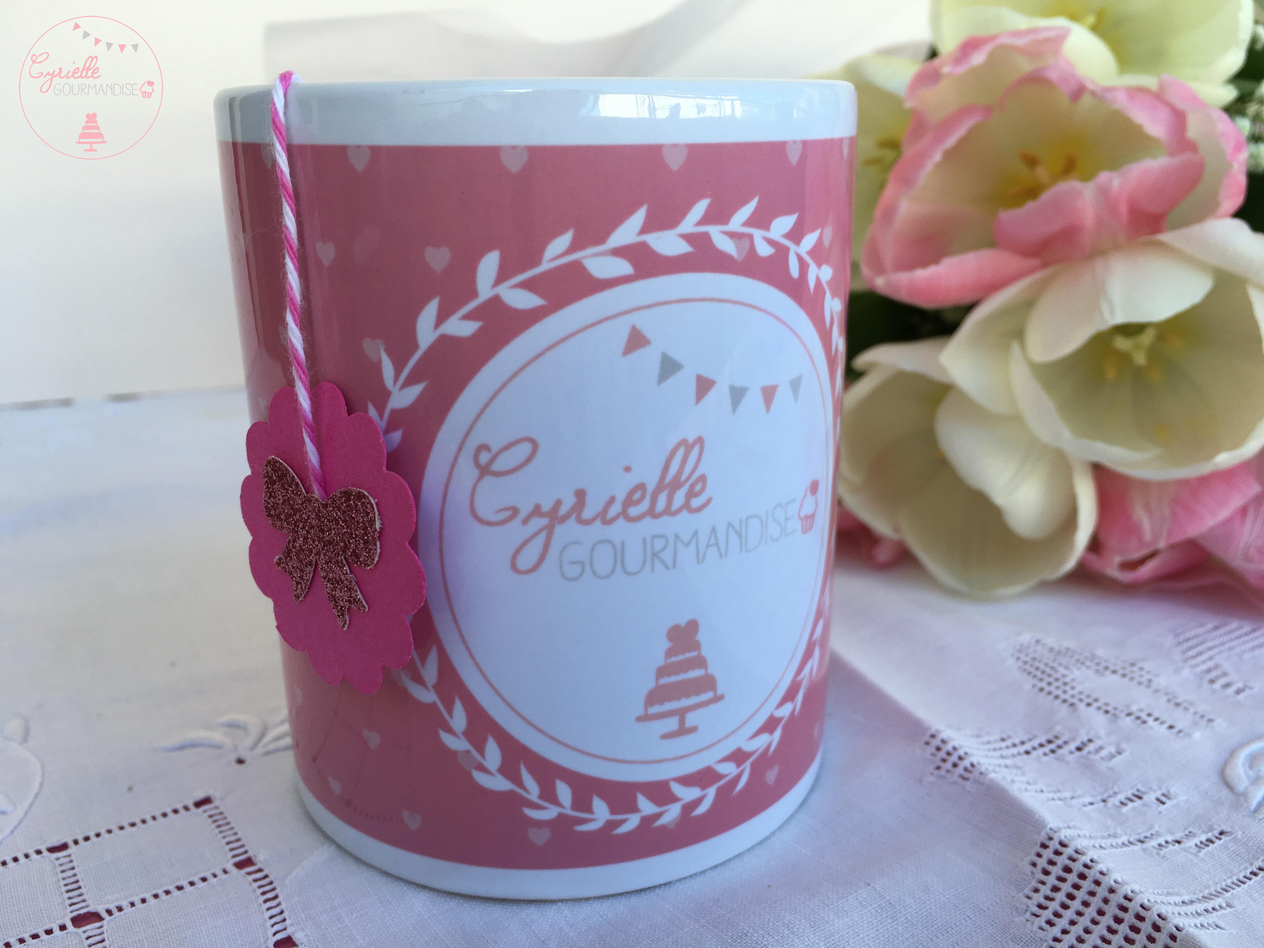 Concours Carteland Cyrielle gourmandise Mug