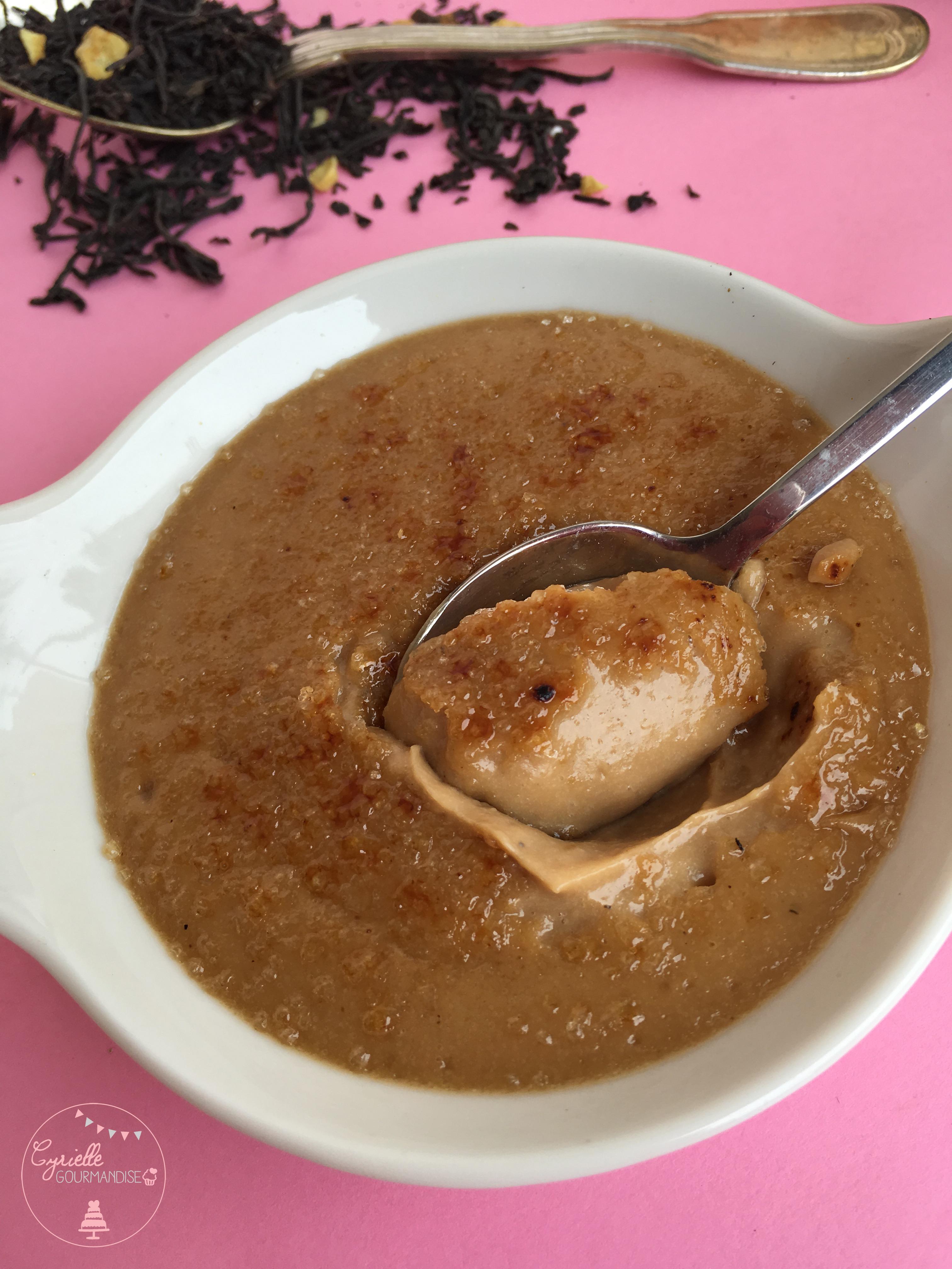 Crème brulée yuzu 5