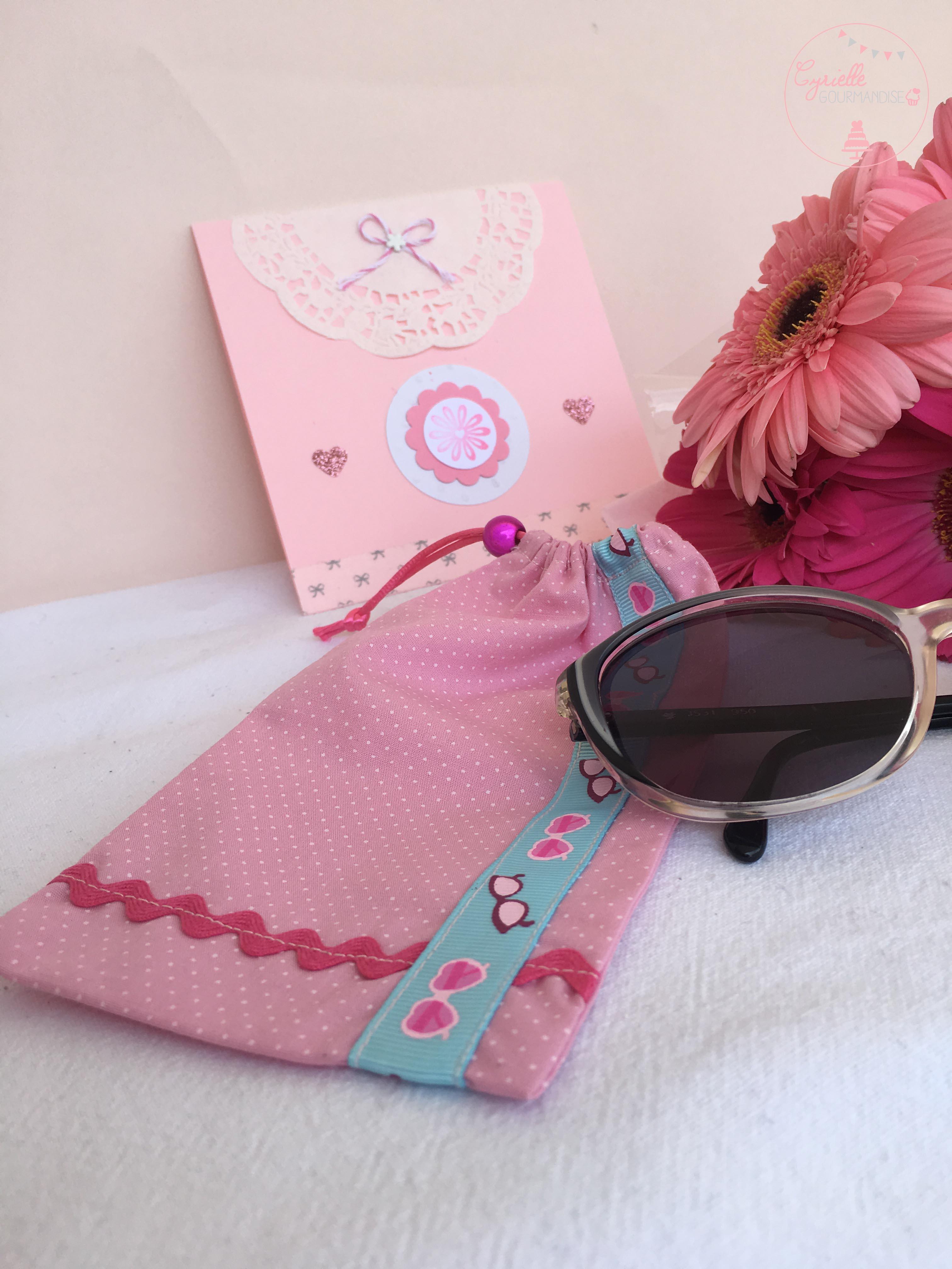 DIY pochette lunettes 3