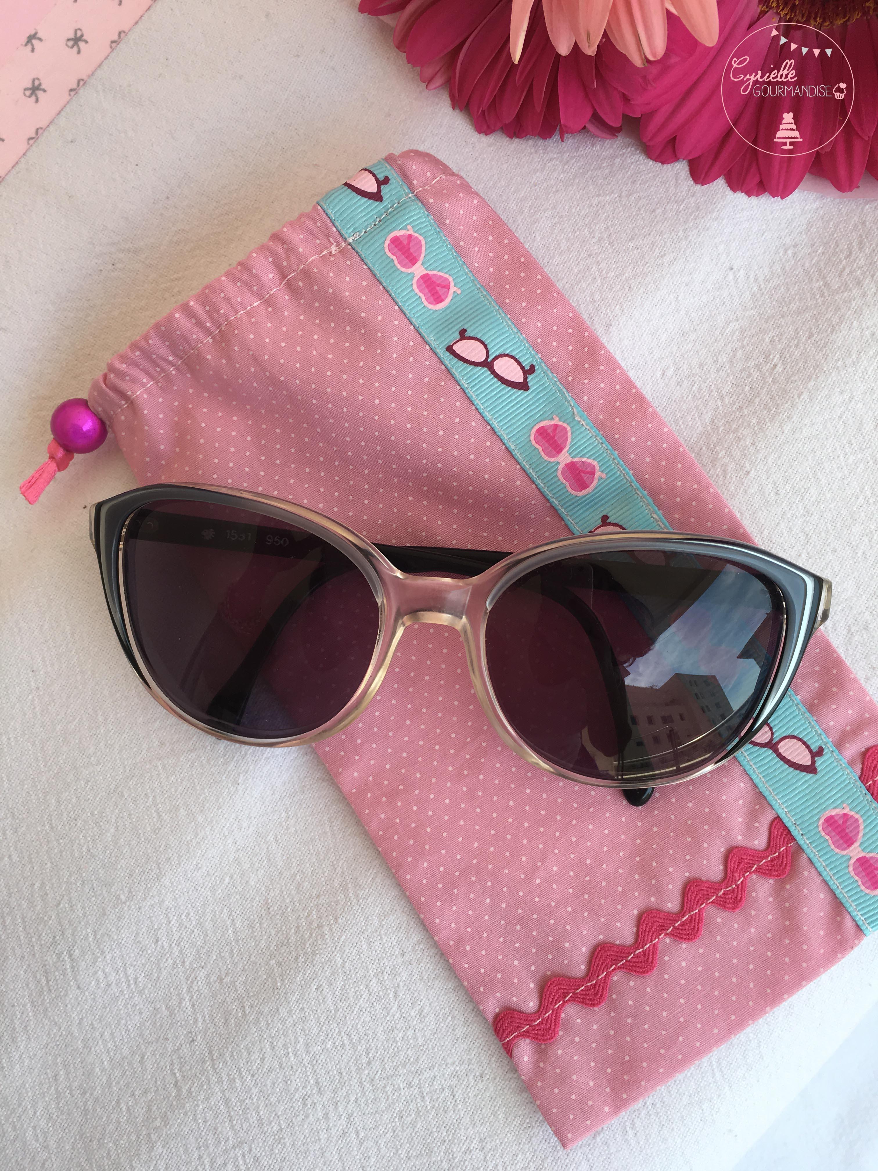 DIY pochette lunettes 4