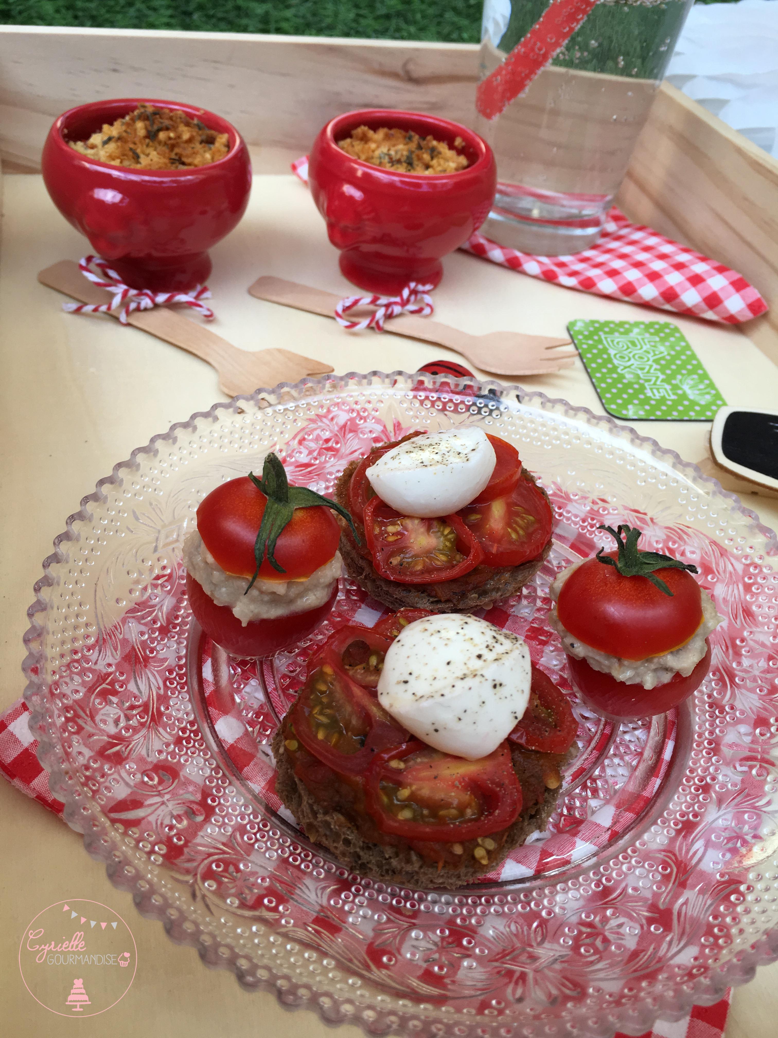 Apéro autour de la tomate 3