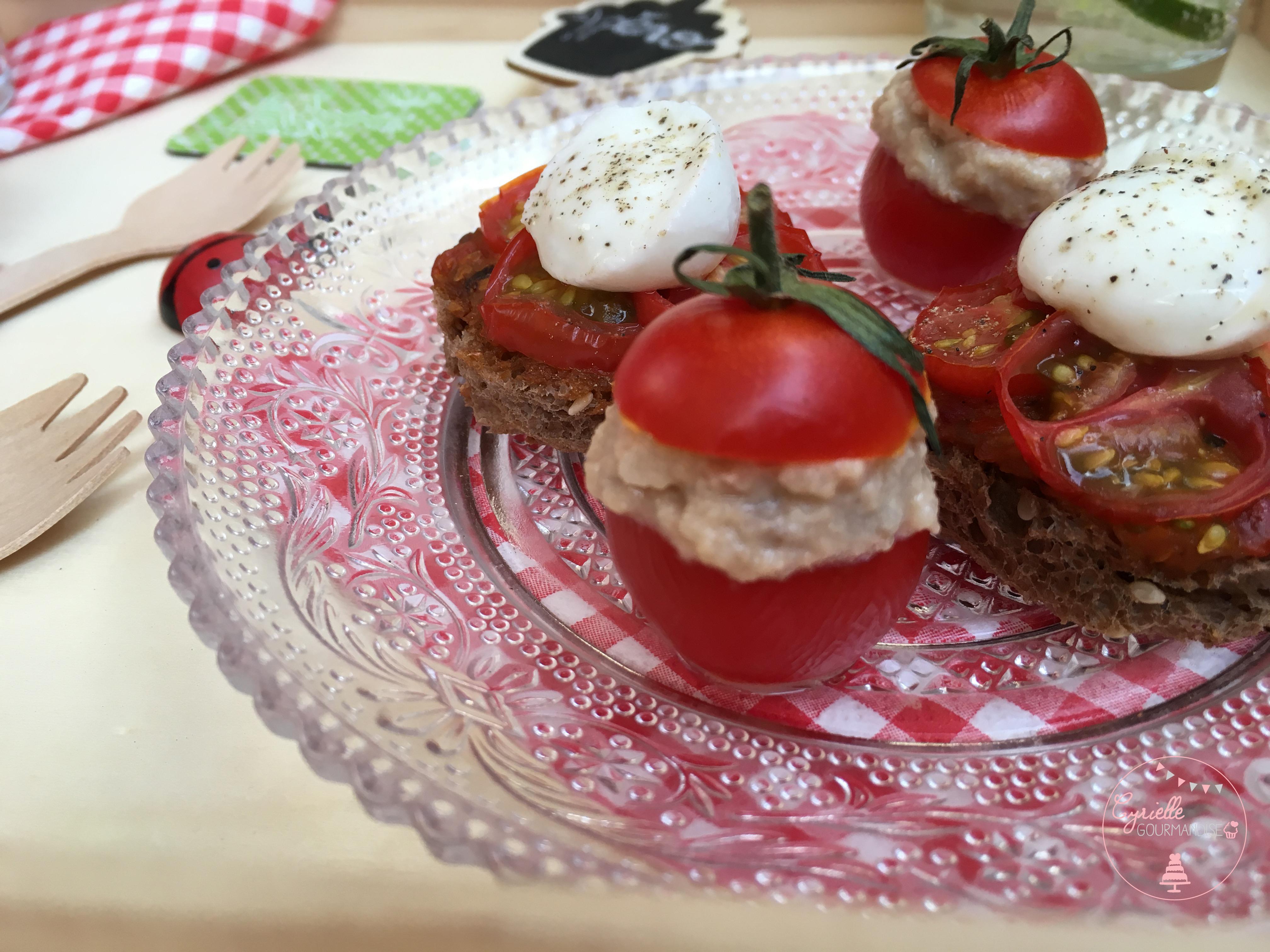 Apéro autour de la tomate 5