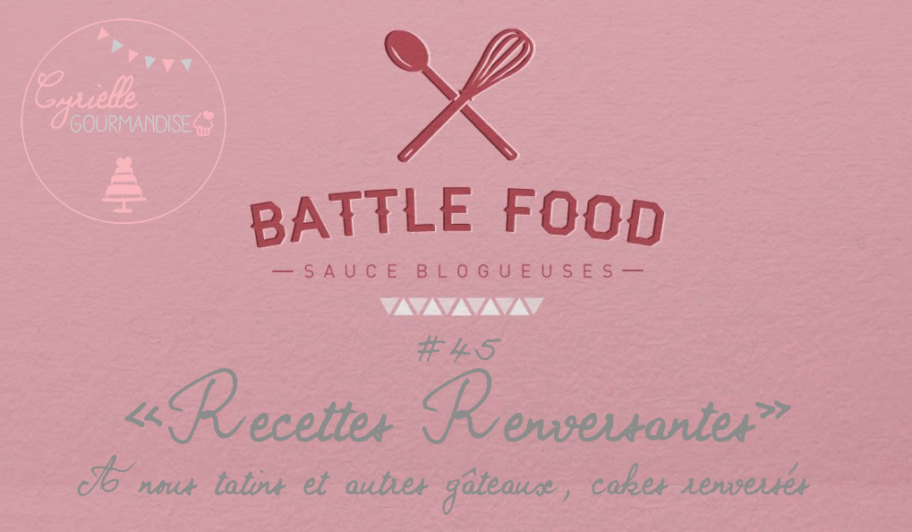 Logo Battle Food 45