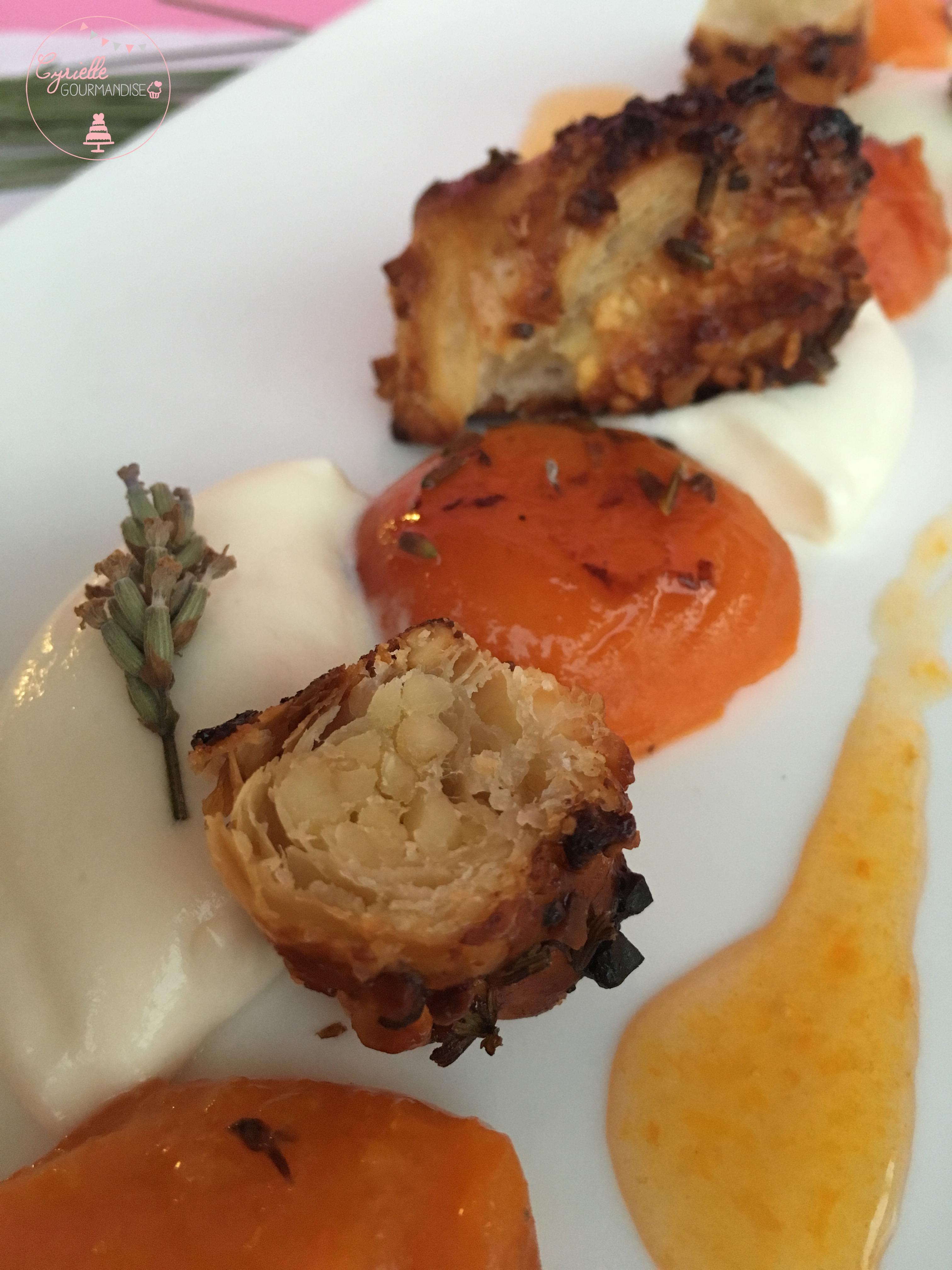Abricots sacristain lavande 3