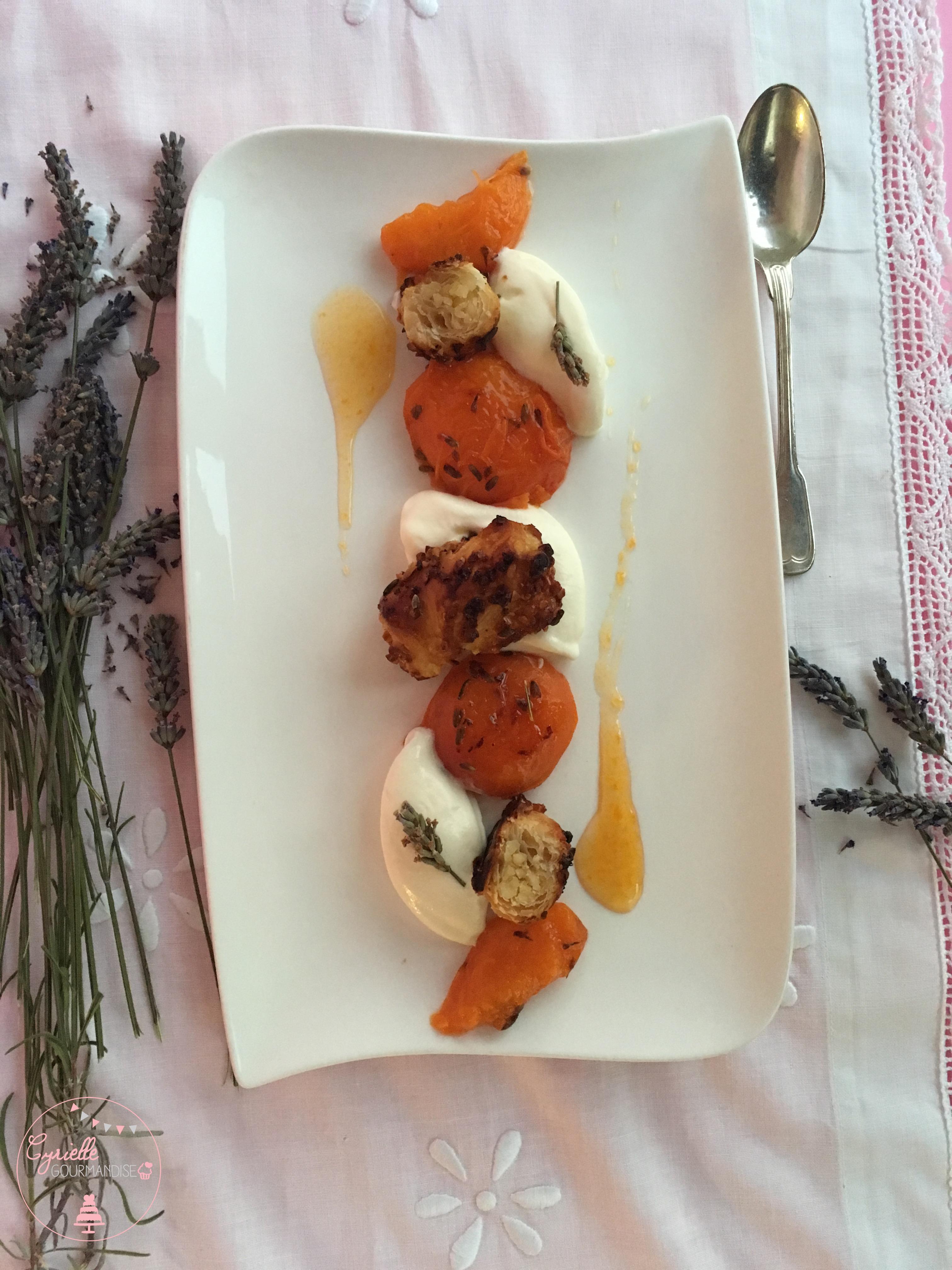Abricots sacristain lavande 4