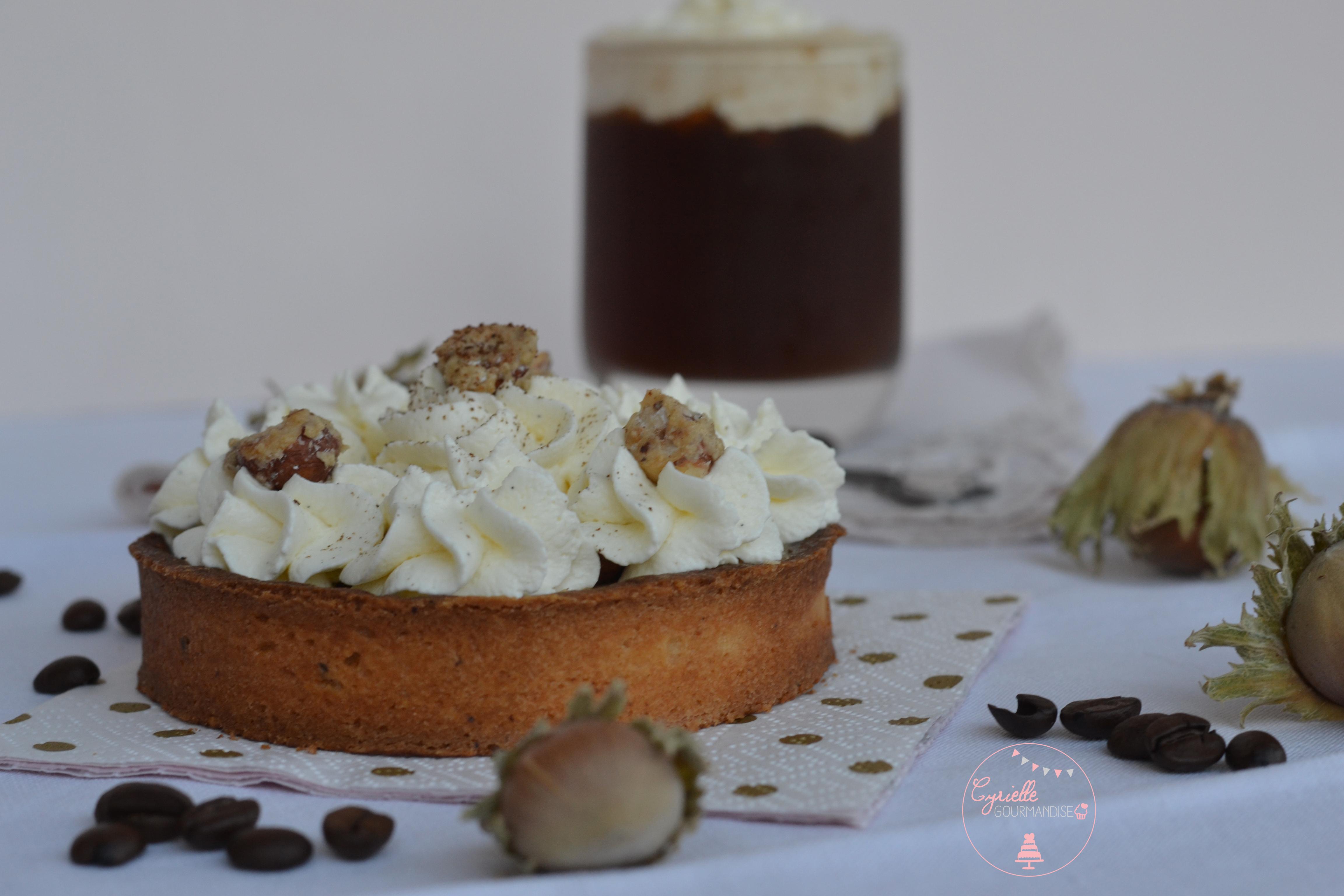 Tarte café noisette Gourmesso 4