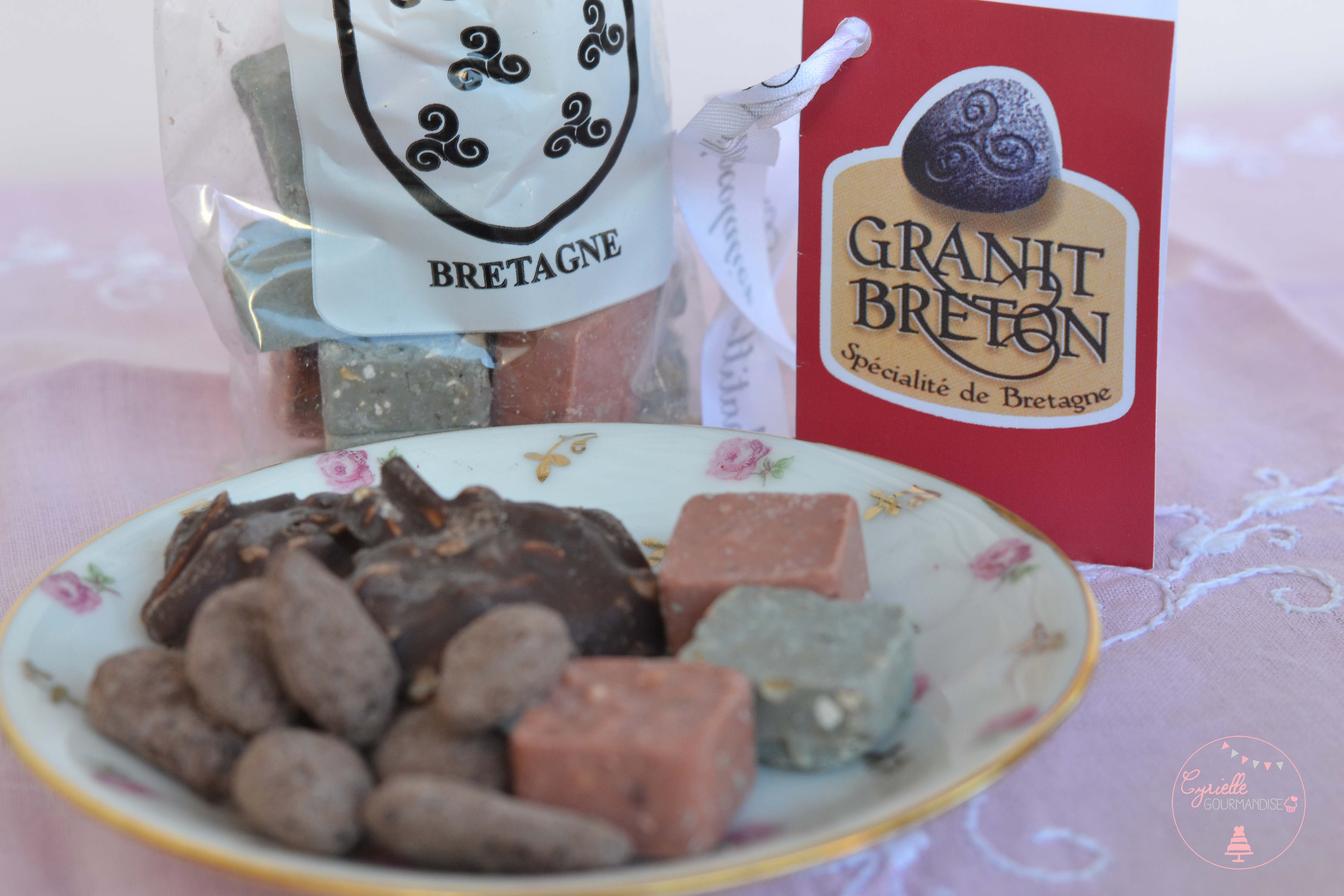 Châtillon chocolats Granit