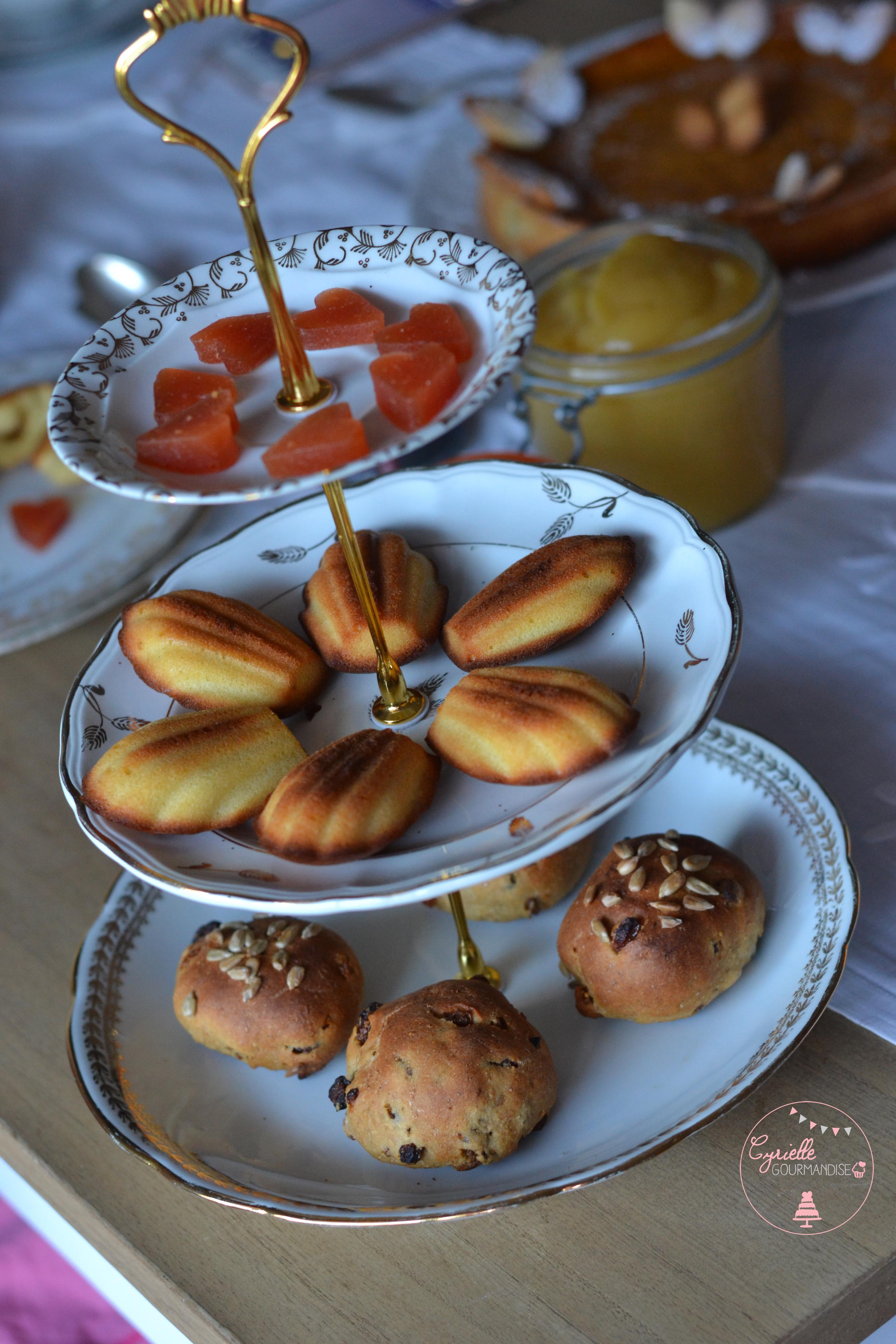 madeleines-praline
