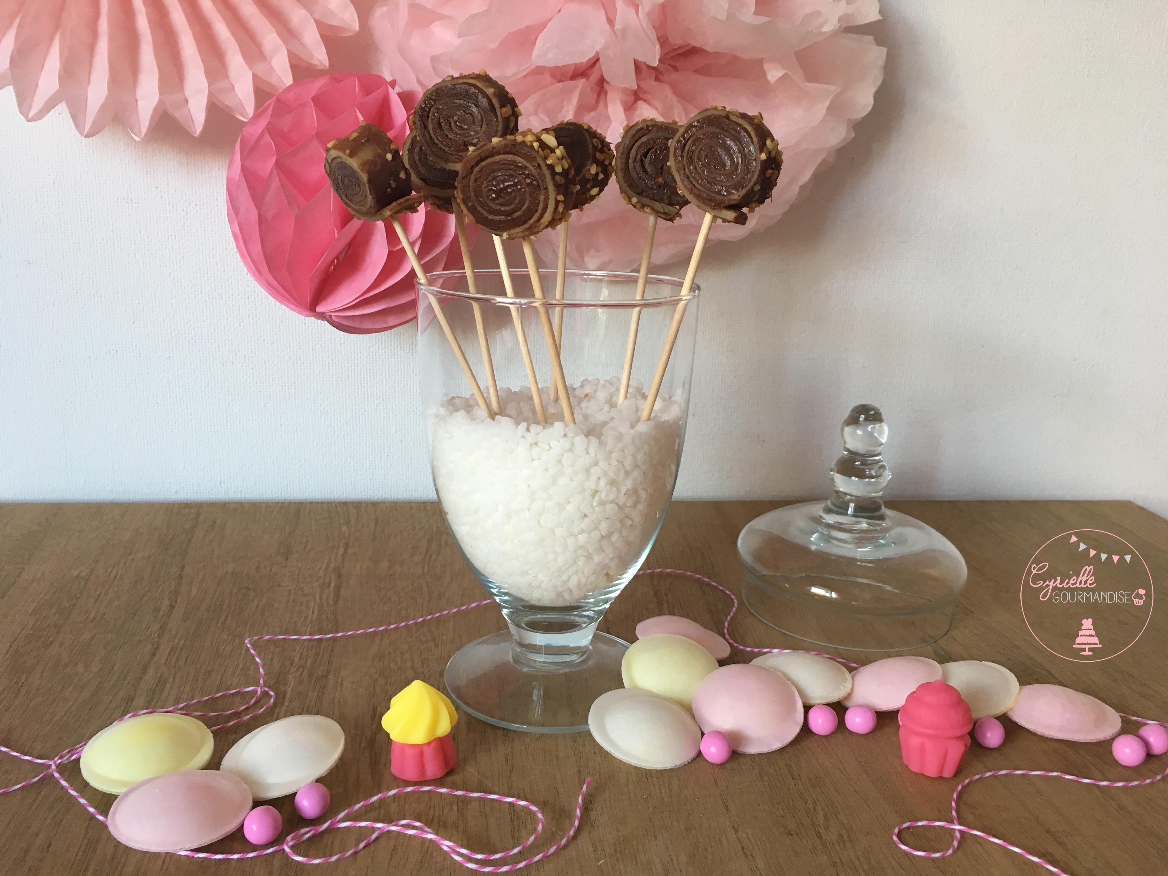 Crepes sucettes chocolat noisette 3