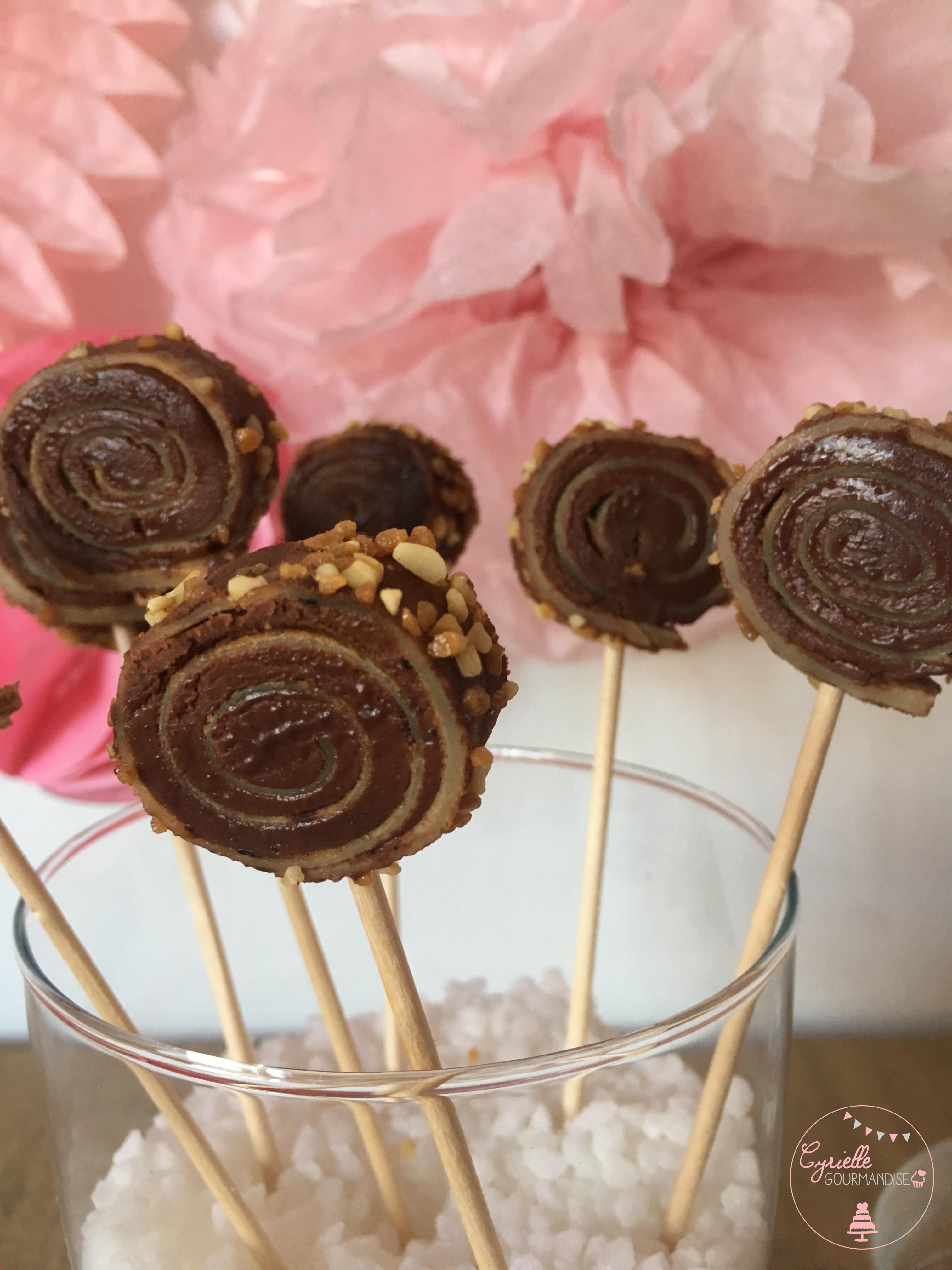 Crepes sucettes chocolat noisette 6