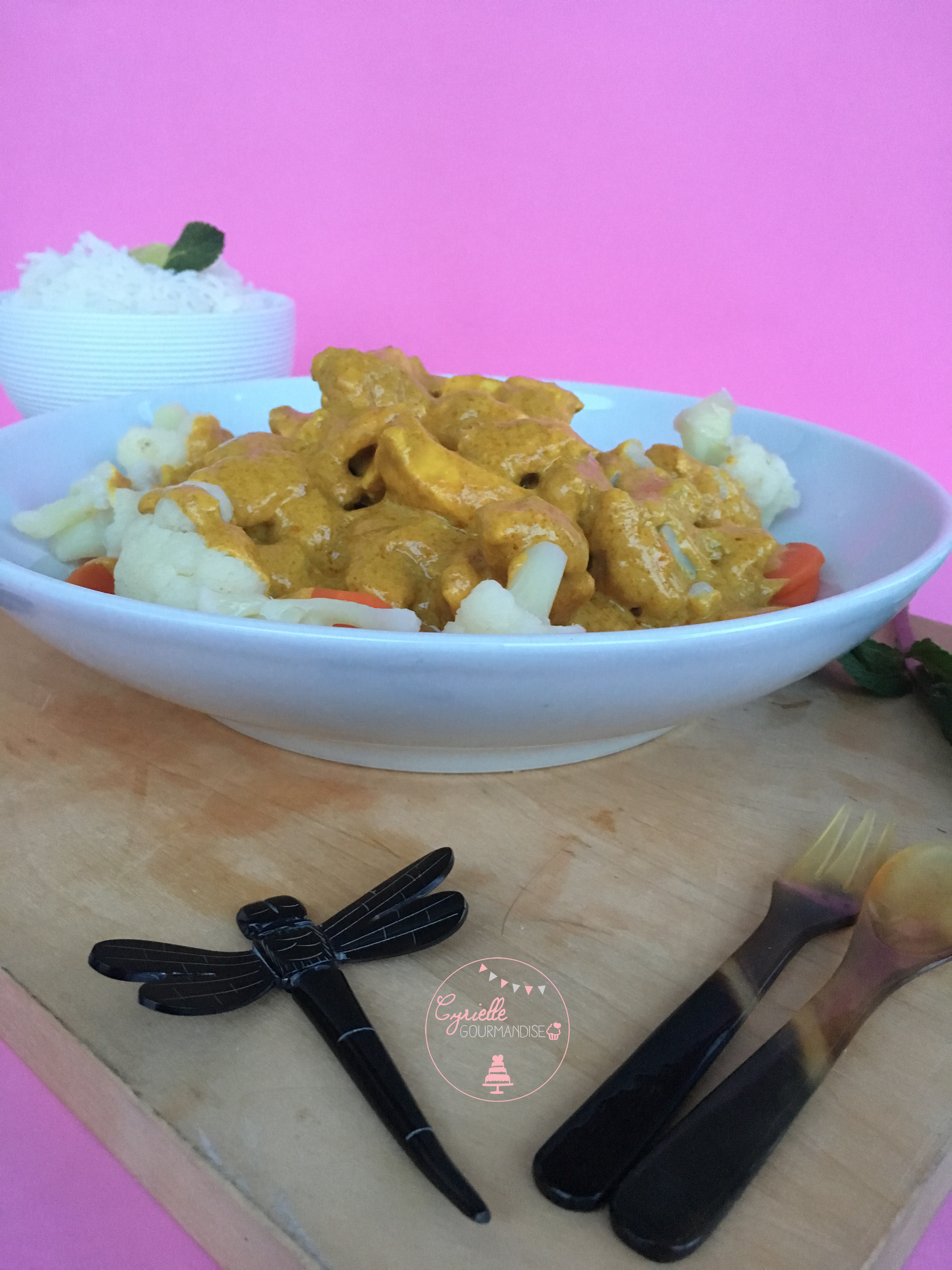 Curry poulet coco 3