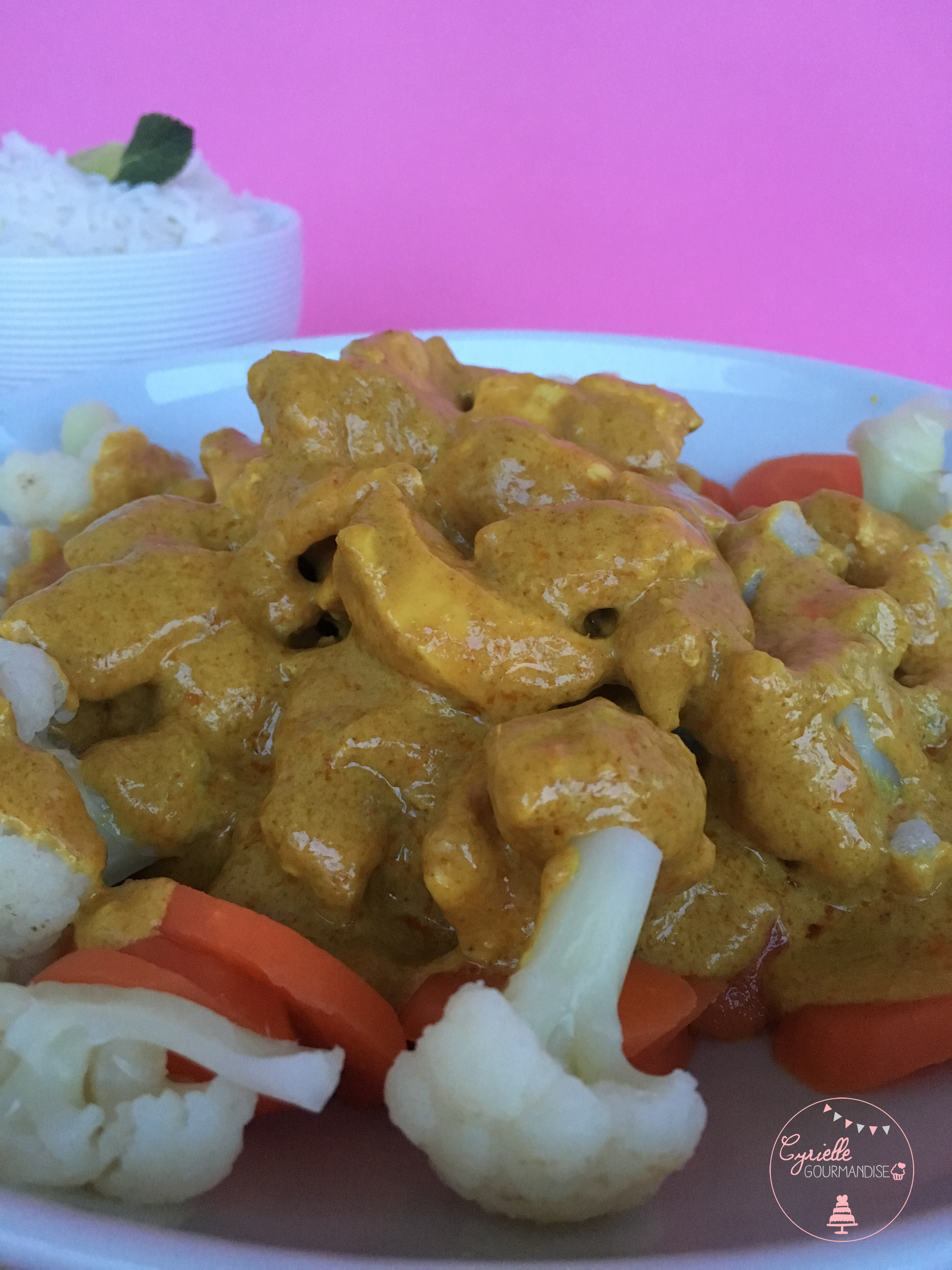 Curry poulet coco 4