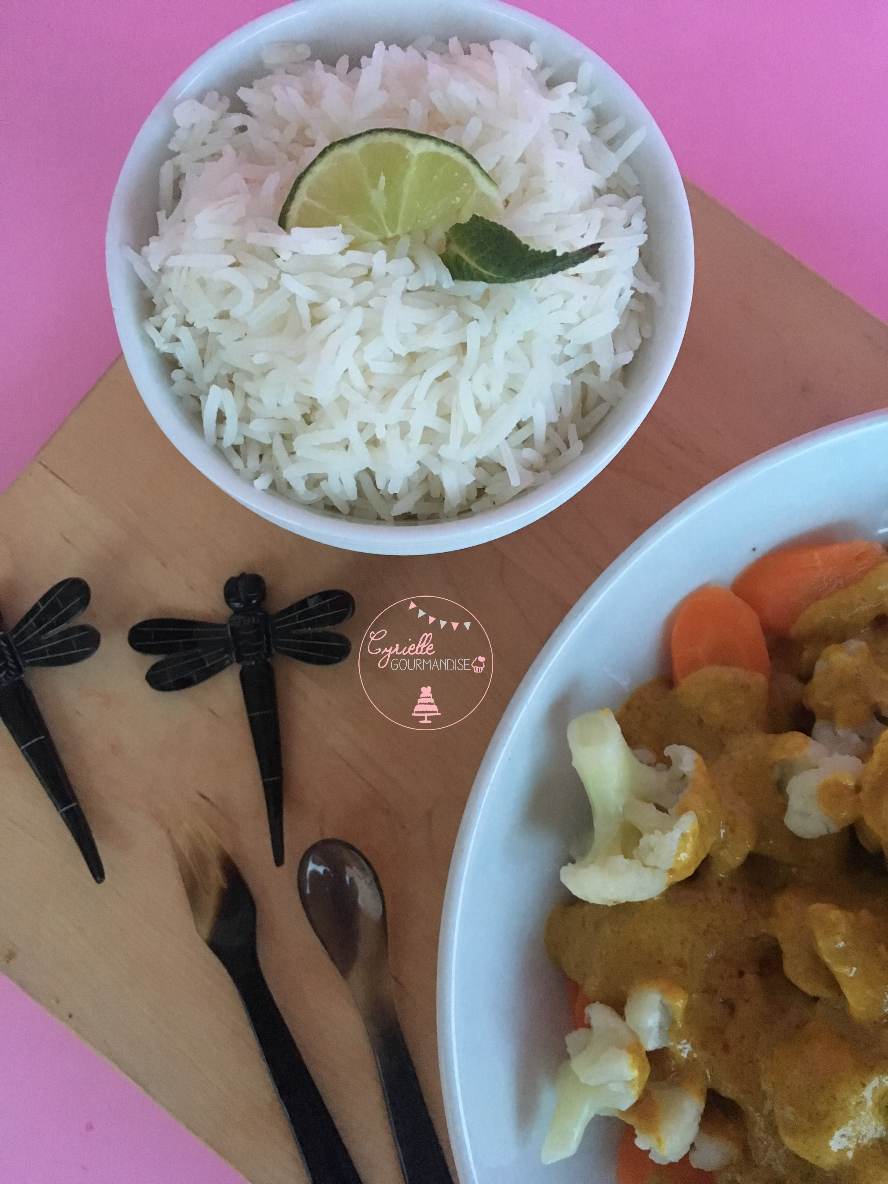 Curry poulet coco 5