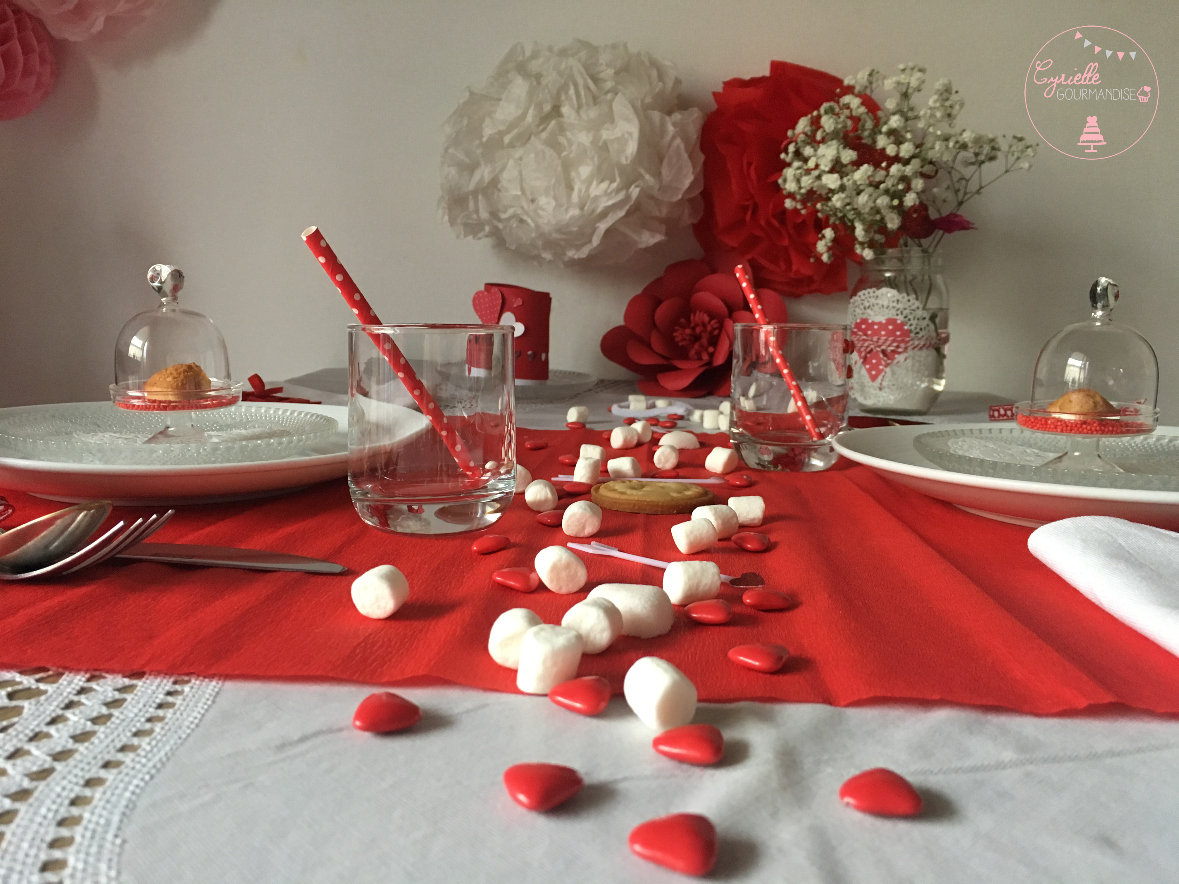 Table Saint Valentin 2017 2
