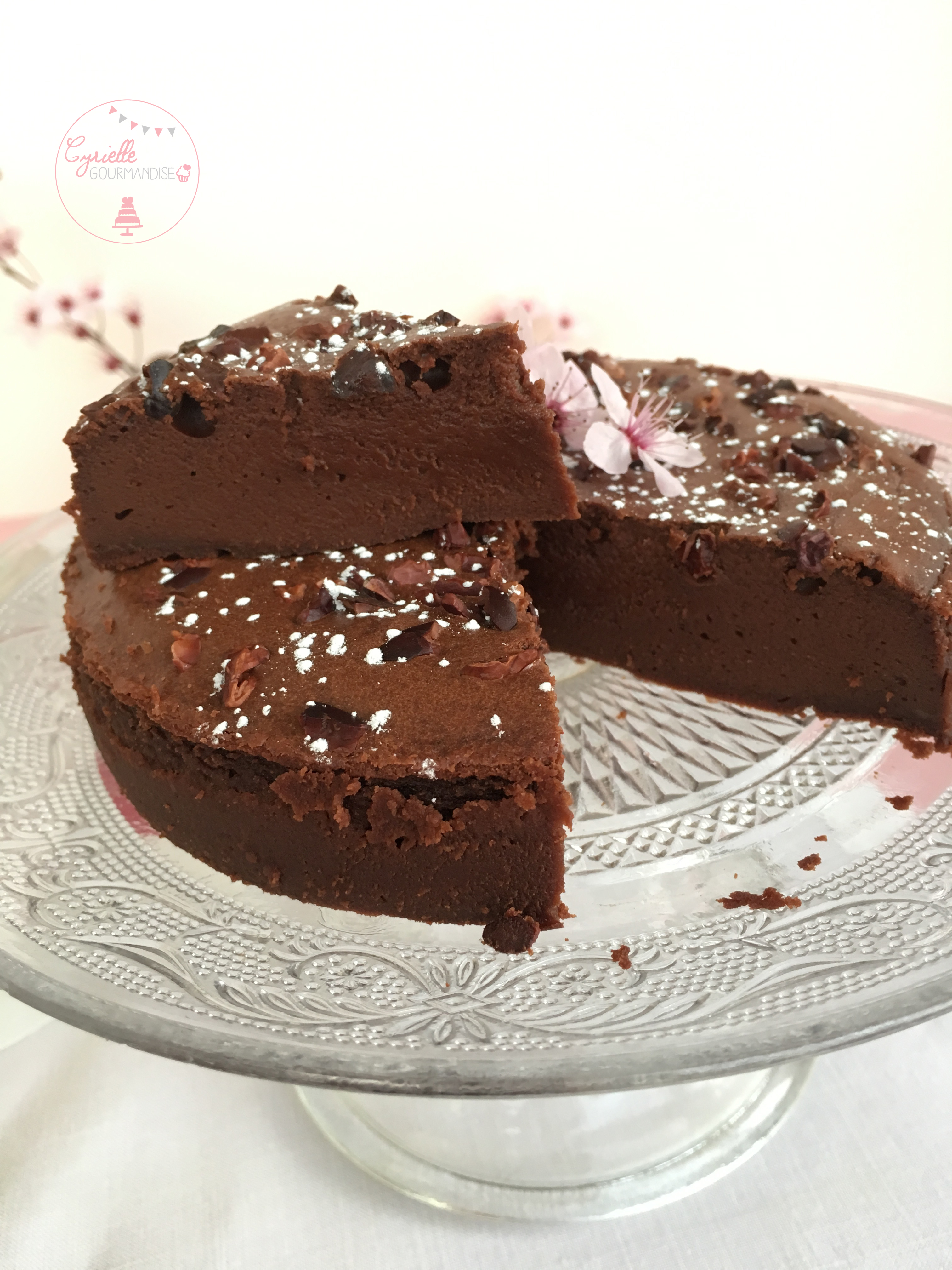 Gâteau chocolat Mascarpone Lignac 7