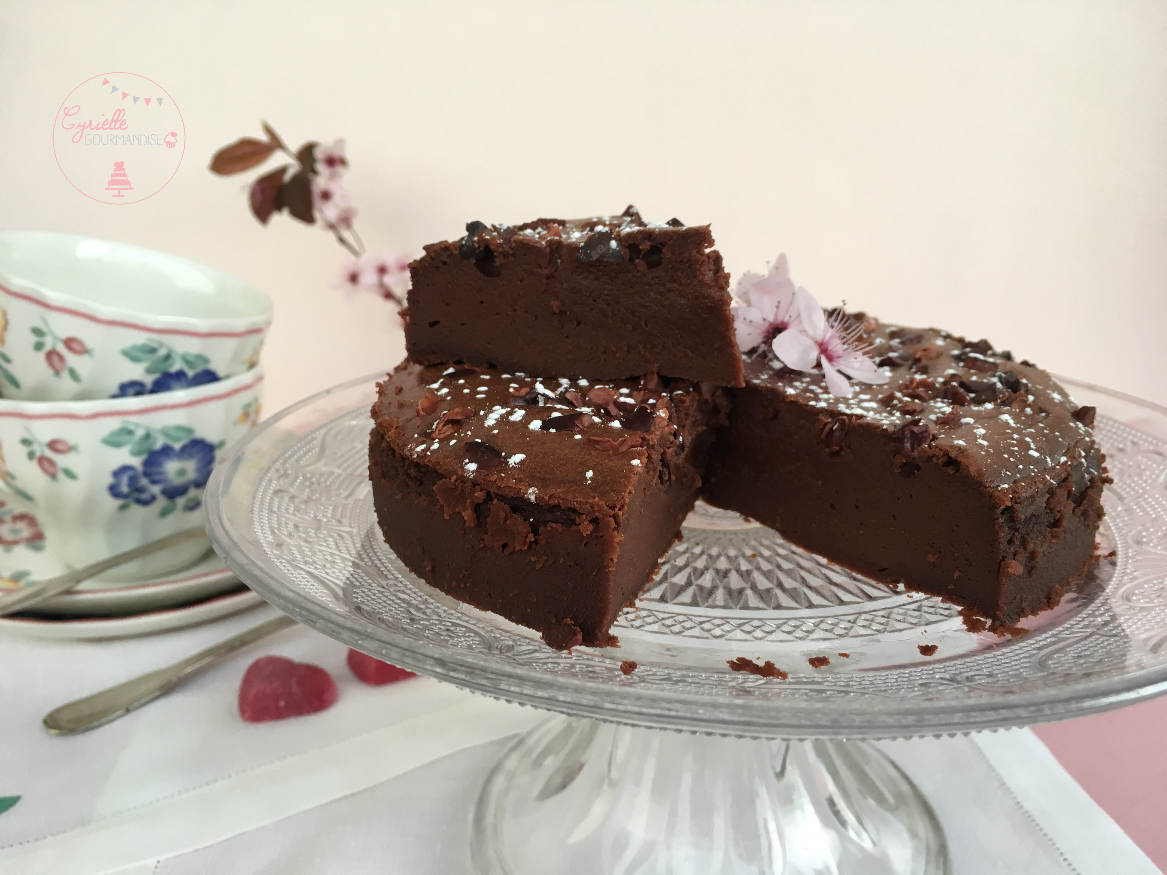Gâteau chocolat Mascarpone Lignac 9