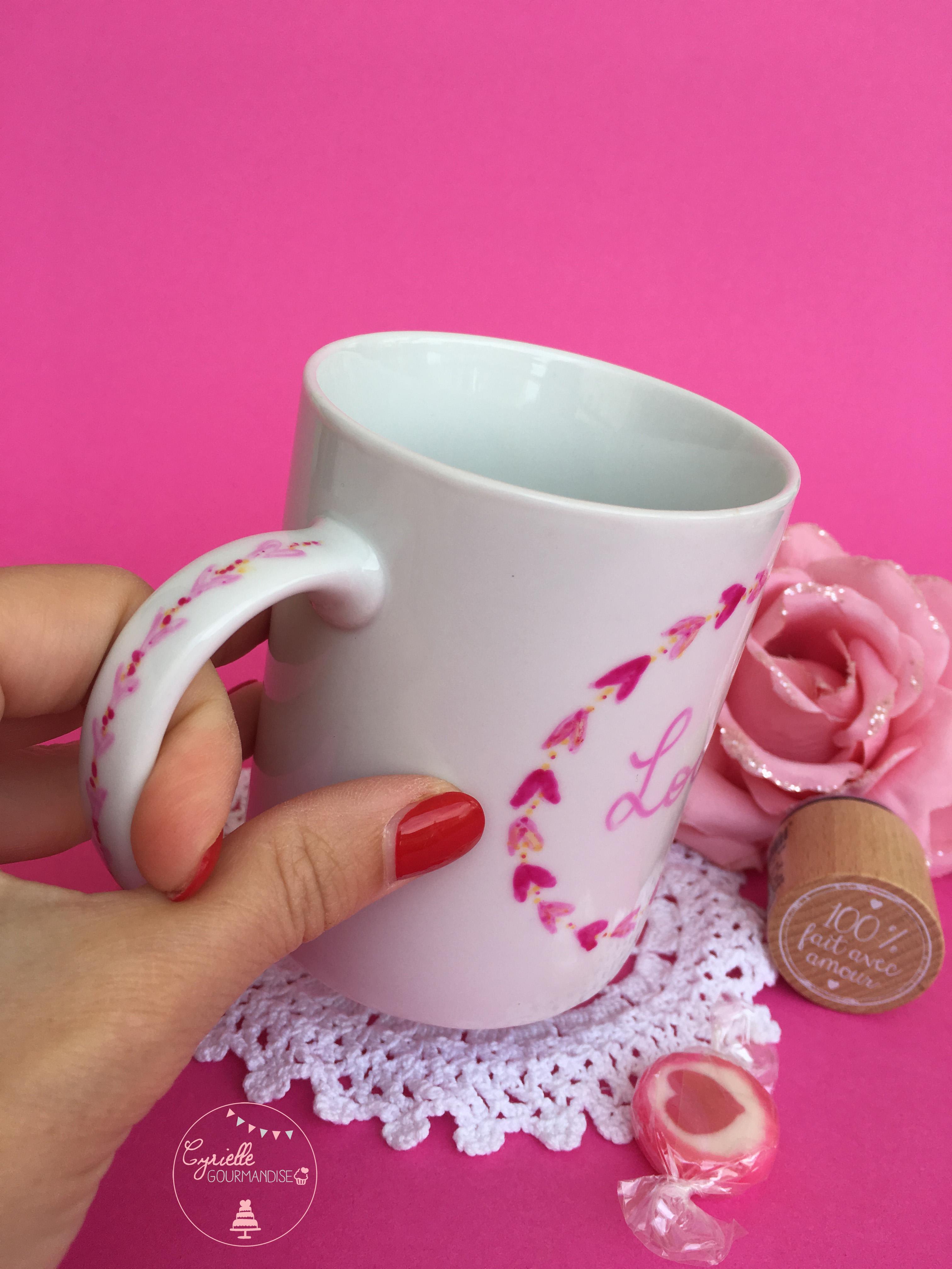 DIY Mug Fête des Mères - 4
