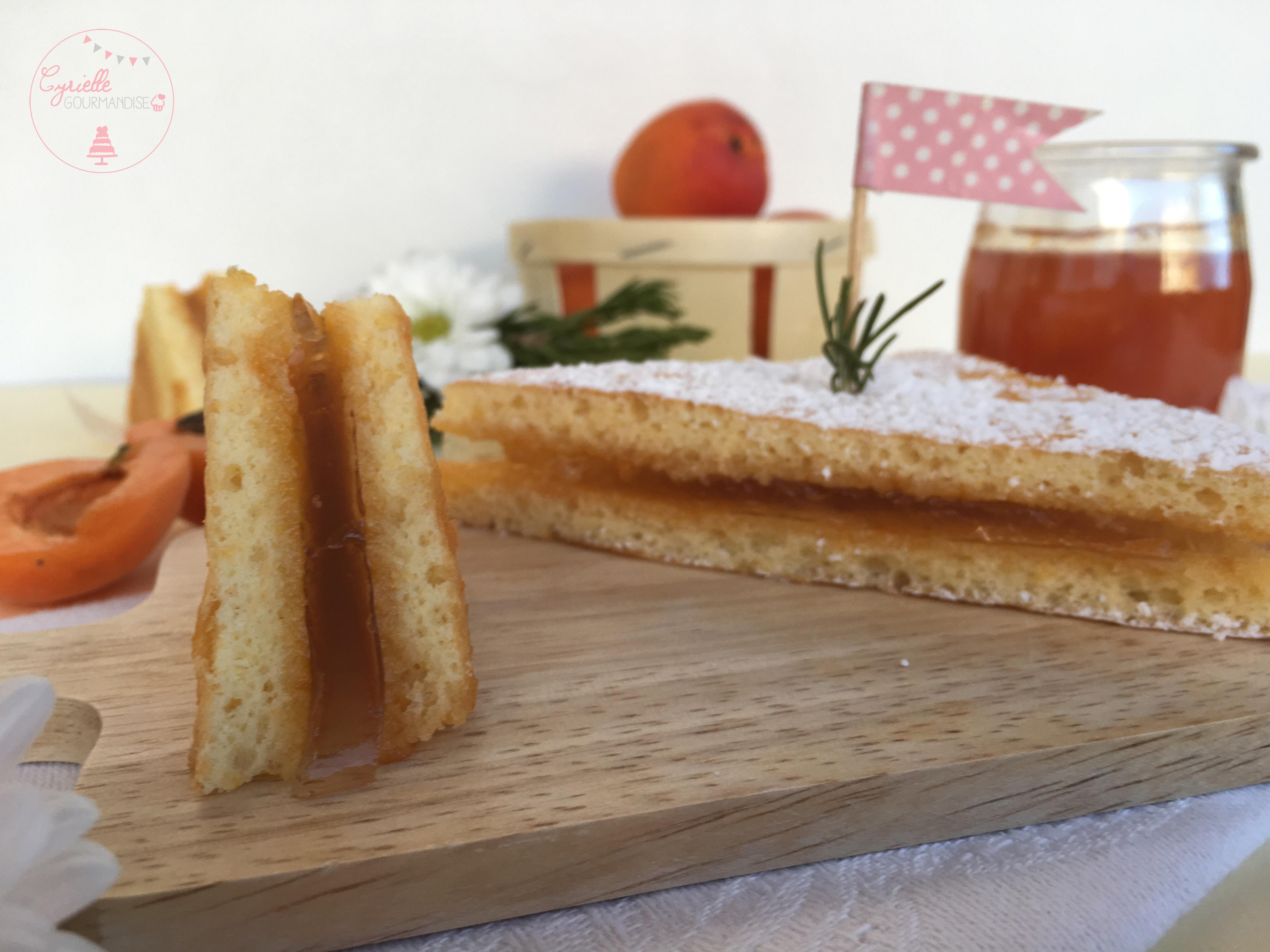 Gâteau Club Sandwich