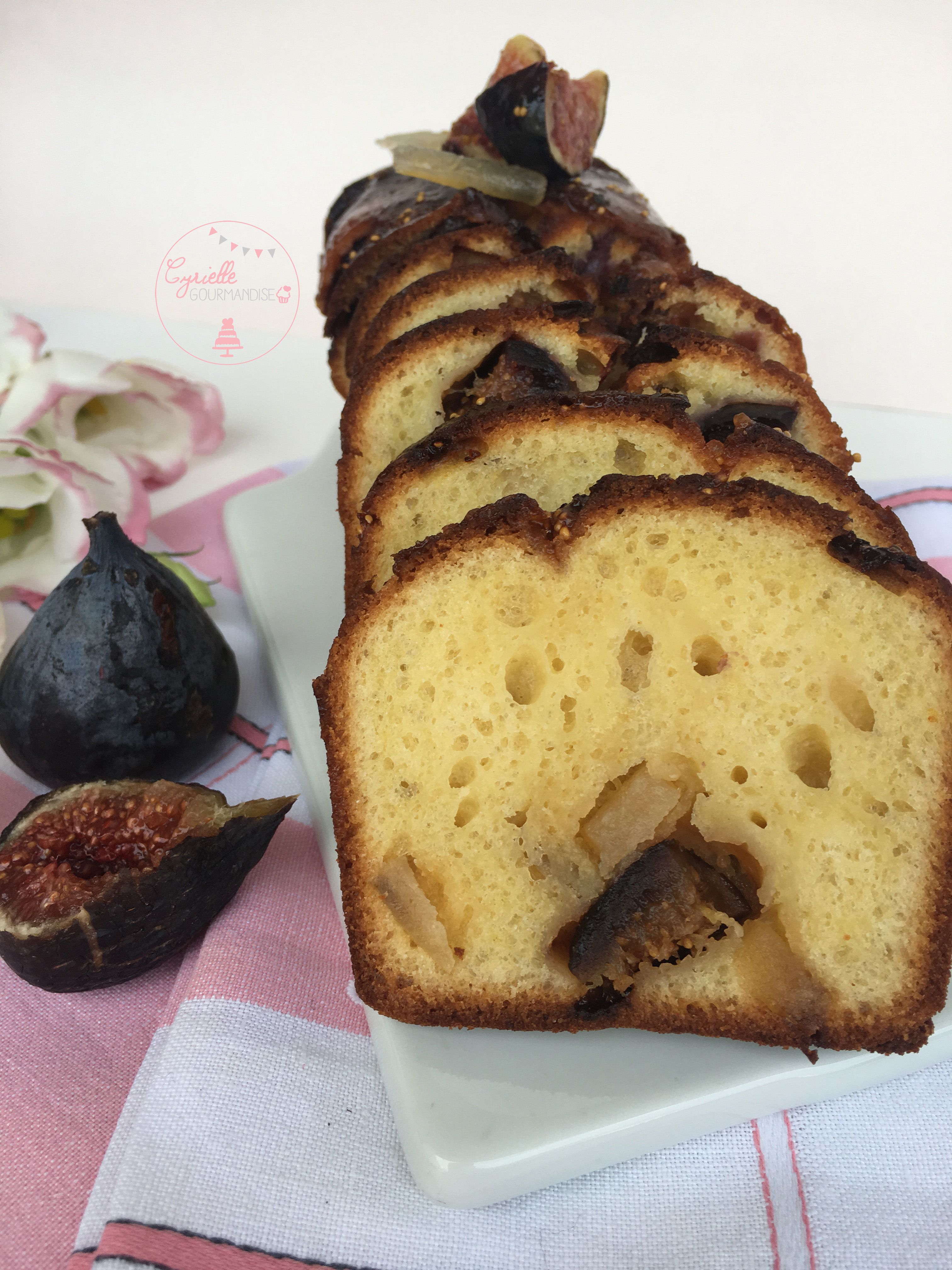 Cake Citron Figues 5